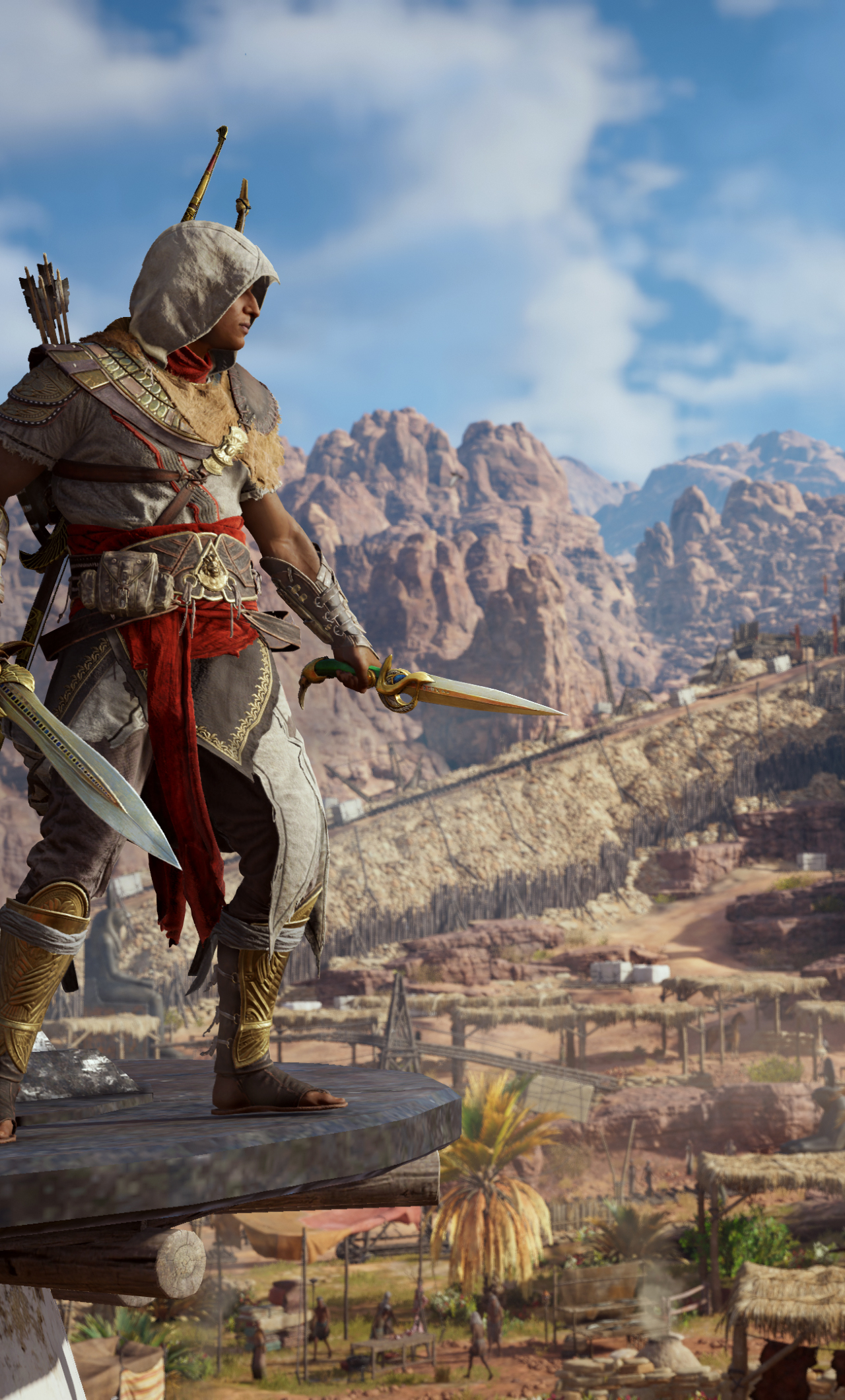 Assassins Creed Origins Wallpaper For Iphone The Galleries Of Hd