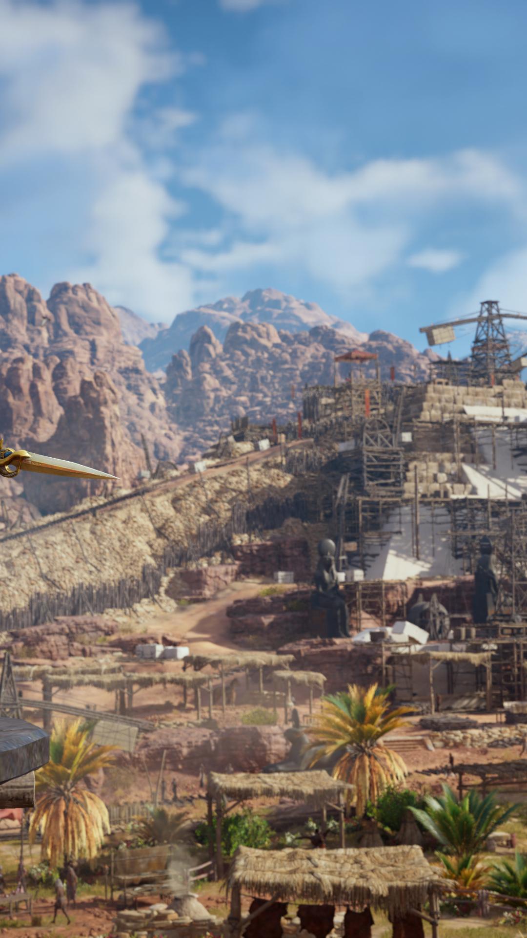 Assassins Creed Origins Wallpaper 1080p Hortson