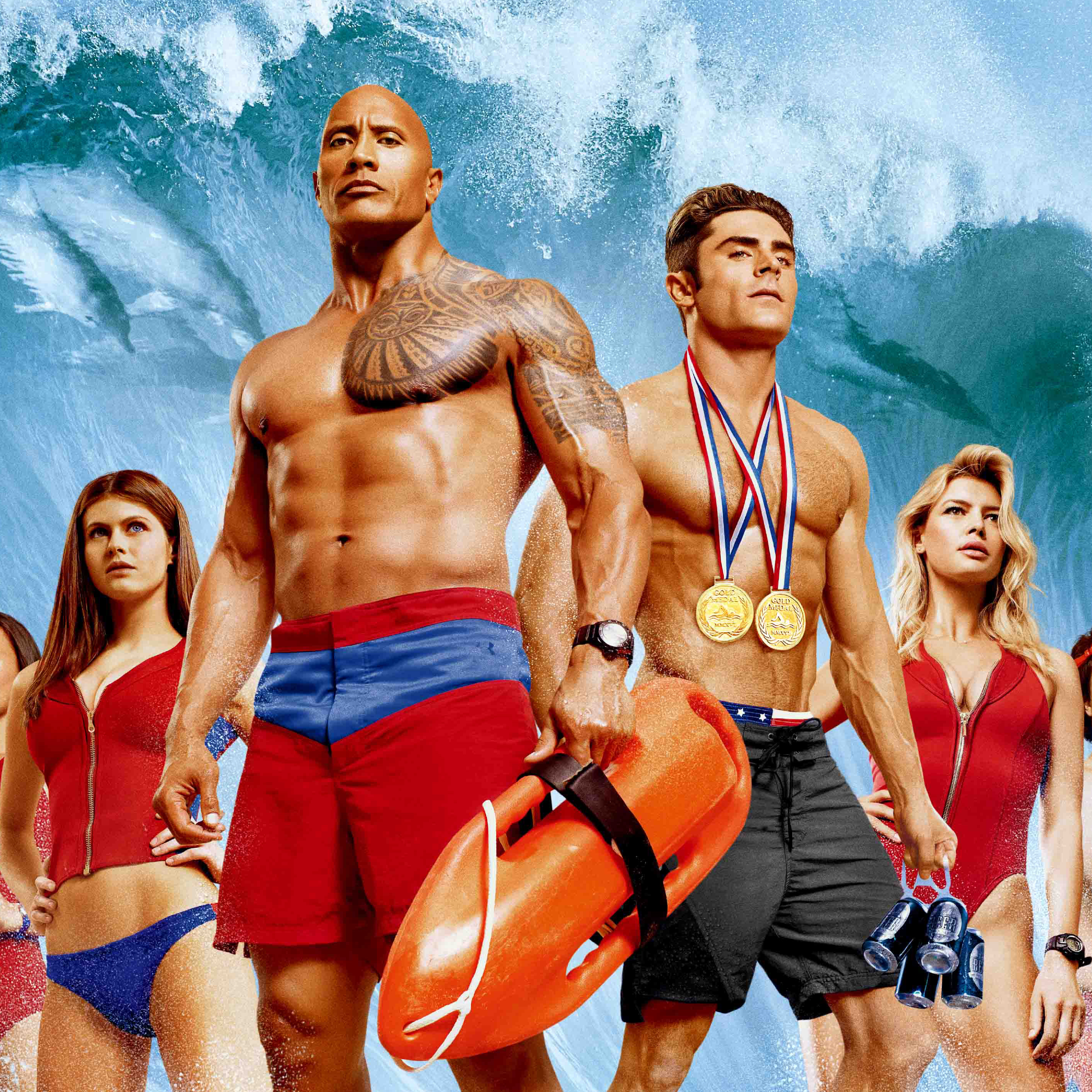 Baywatch fulL moVie - YouTube