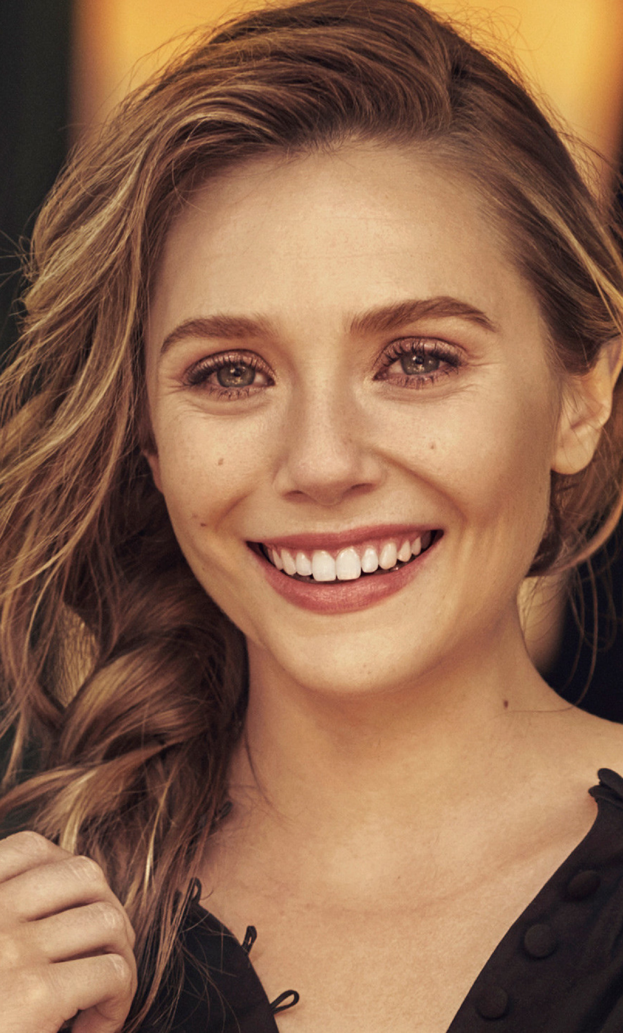 Beautiful Elizabeth Olsen For Collection Photoshoot Full HD 2K