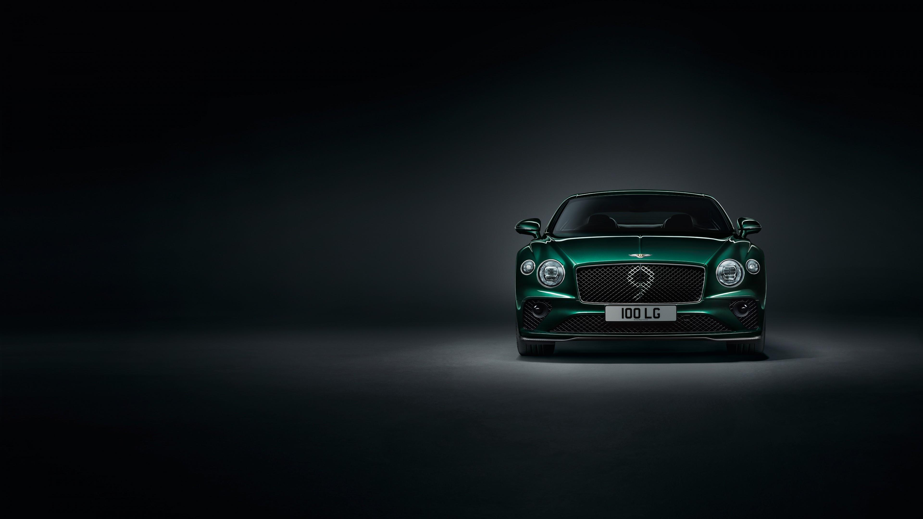 1125x2436 Bentley Continental GT Number