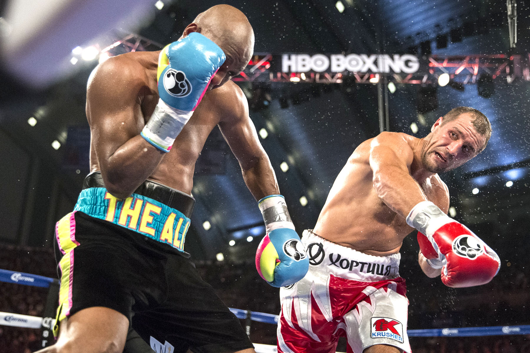Bernard Hopkins, Sergei Kovalev, Boxing Wallpaper, HD Sports 4K Wallpapers, Images, Photos And