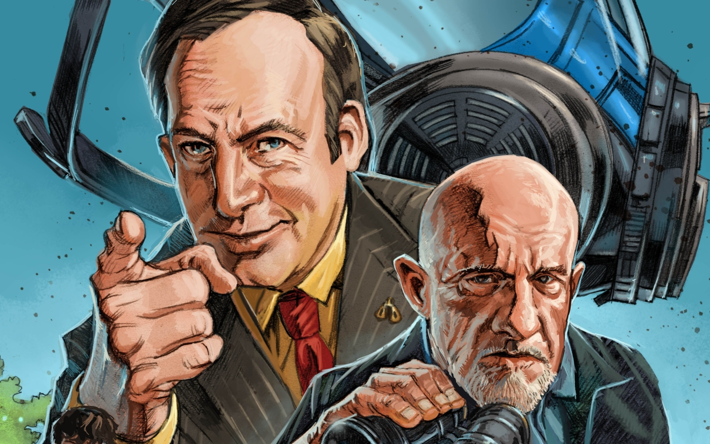 1440x900 Better Call Saul Saul Goodman Jimmy Mcgill