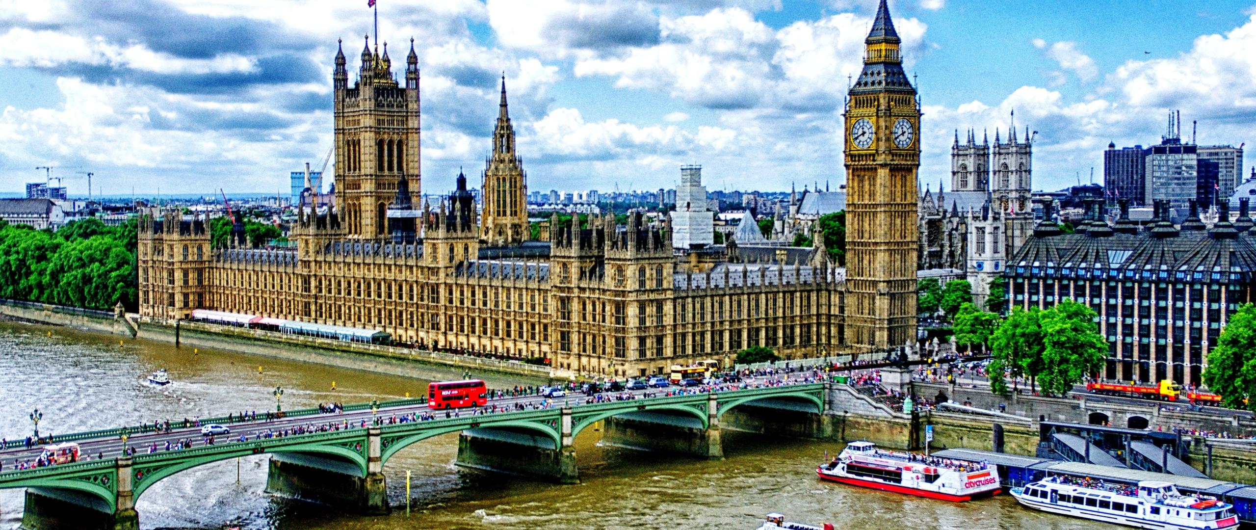 Big Ben, London, Palace Of Westminster, HD 4K Wallpaper