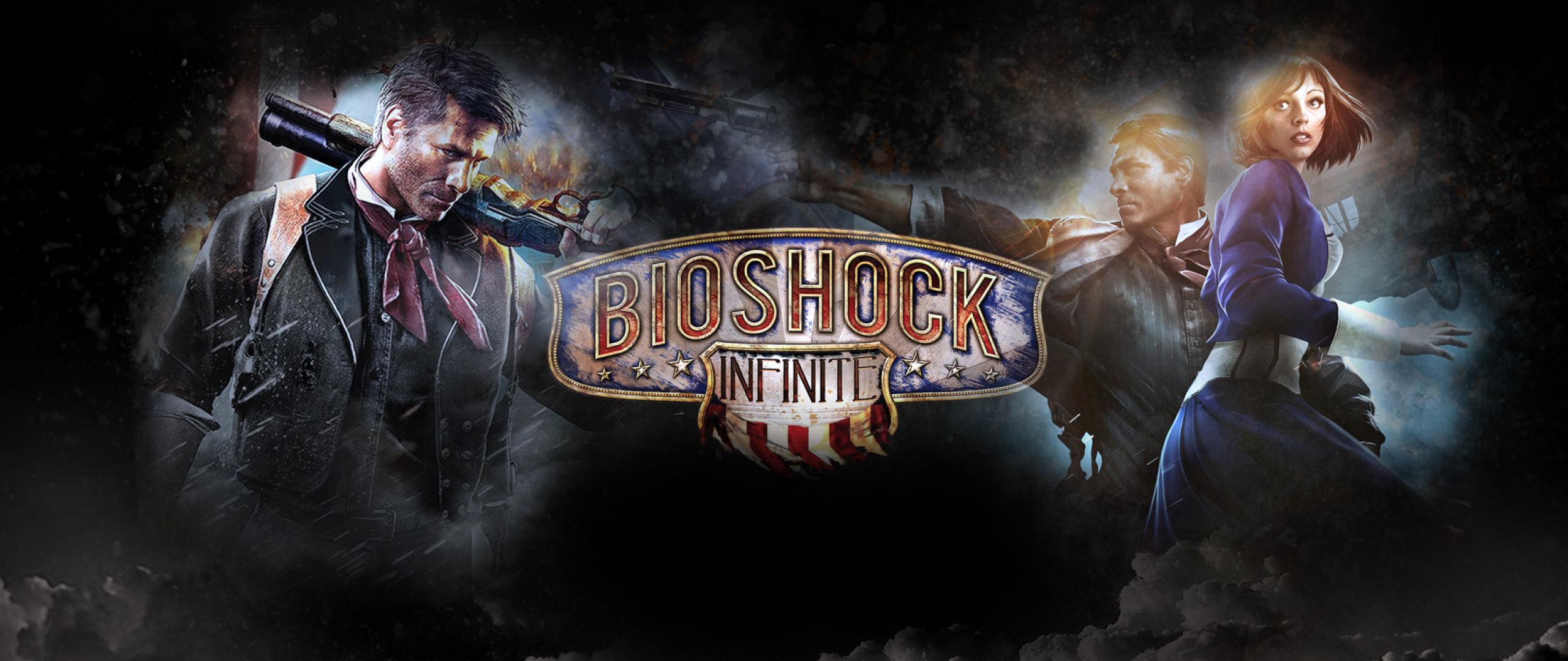 bioshock 2560x1080