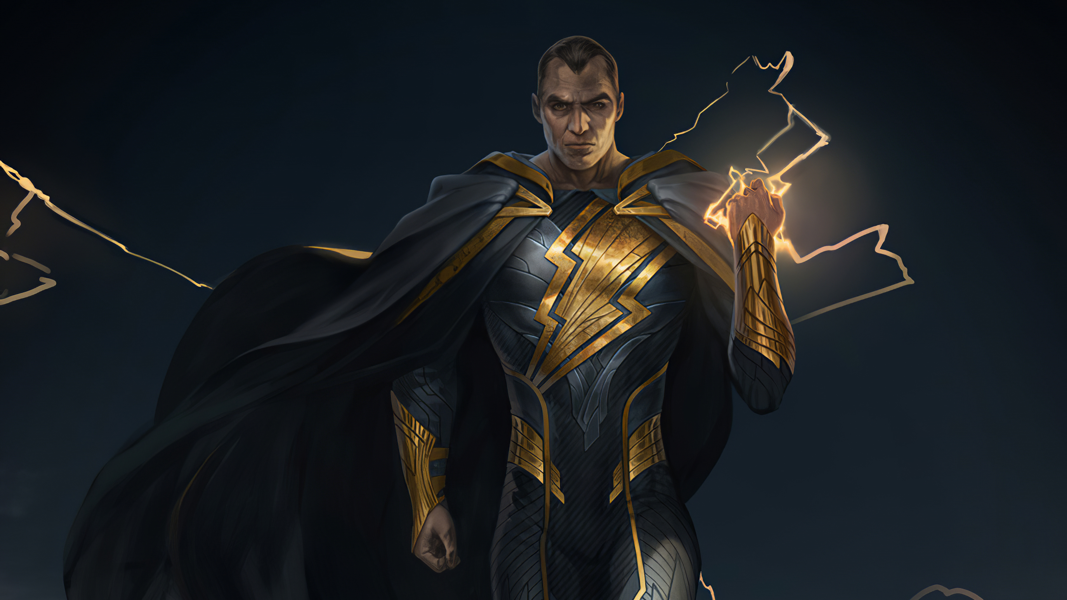 1336x768 black adam injustice 2 hd laptop wallpaper hd games 4k wallpapers images photos and background wallpapersden