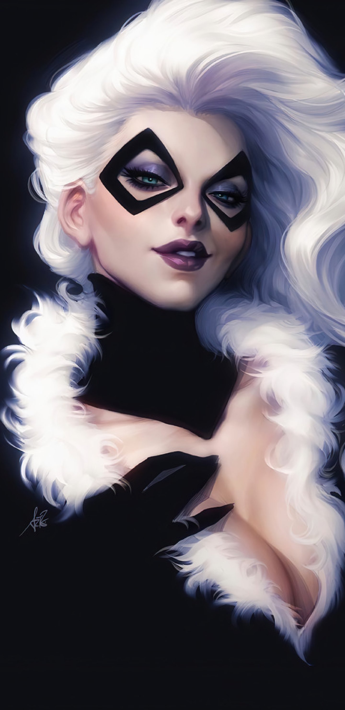 1440x2960 Black Cat Marvel Comic 2020 Samsung Galaxy Note 9 8 S9 S8 S8 Qhd Wallpaper Hd Superheroes 4k Wallpapers Images Photos And Background