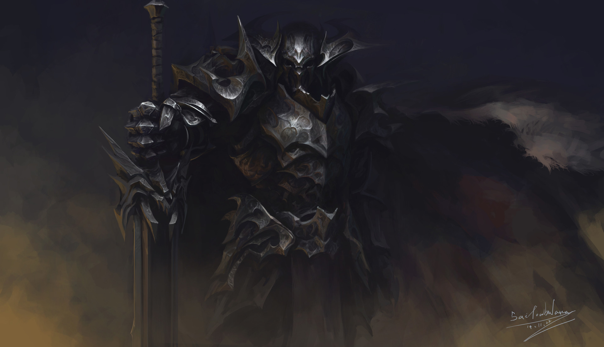Black Knight Eternals Art 2020 Wallpaper Hd Fantasy 4k Wallpapers Images Photos And Background