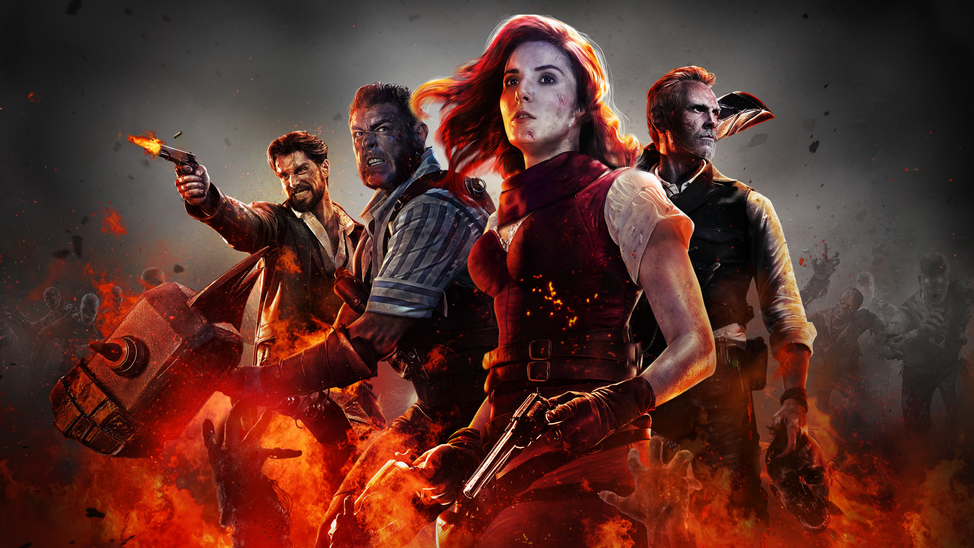 1920x1080 Black Ops 4 Zombies 2018 1080p Laptop Full Hd
