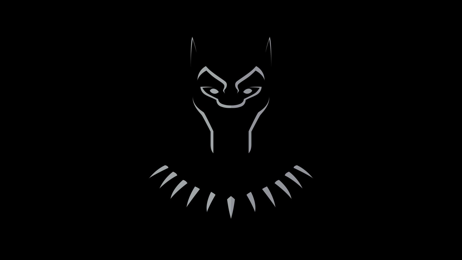 1920x1080 Black Panther Flat Digital Art 1080p Laptop Full