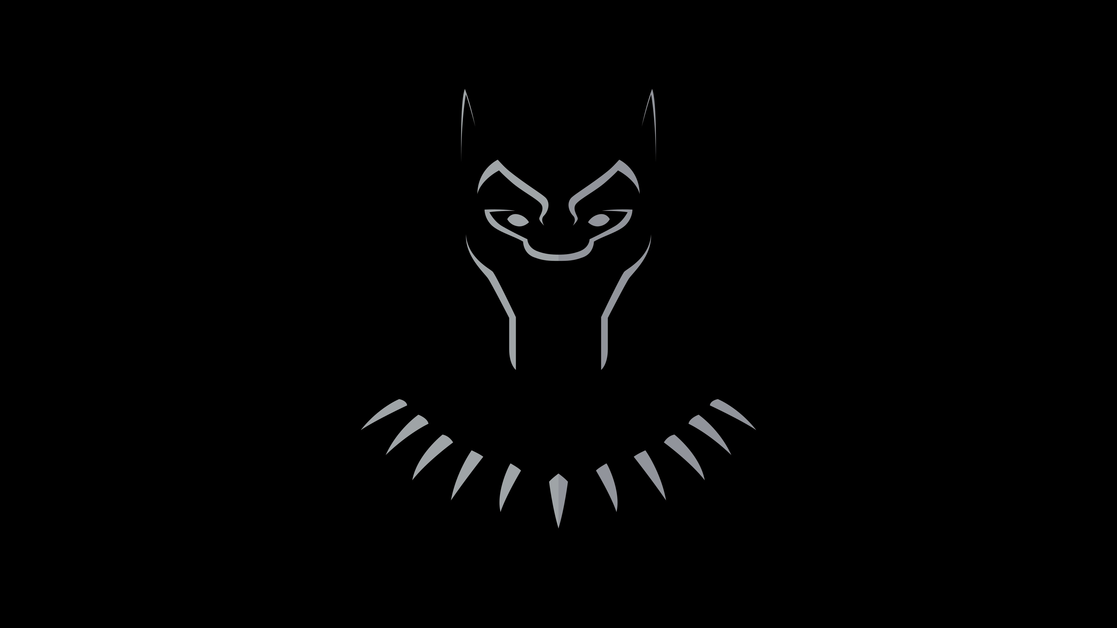 960x544 Black Panther Flat Digital Art 960x544 Resolution Wallpaper Hd Minimalist 4k Wallpapers Images Photos And Background