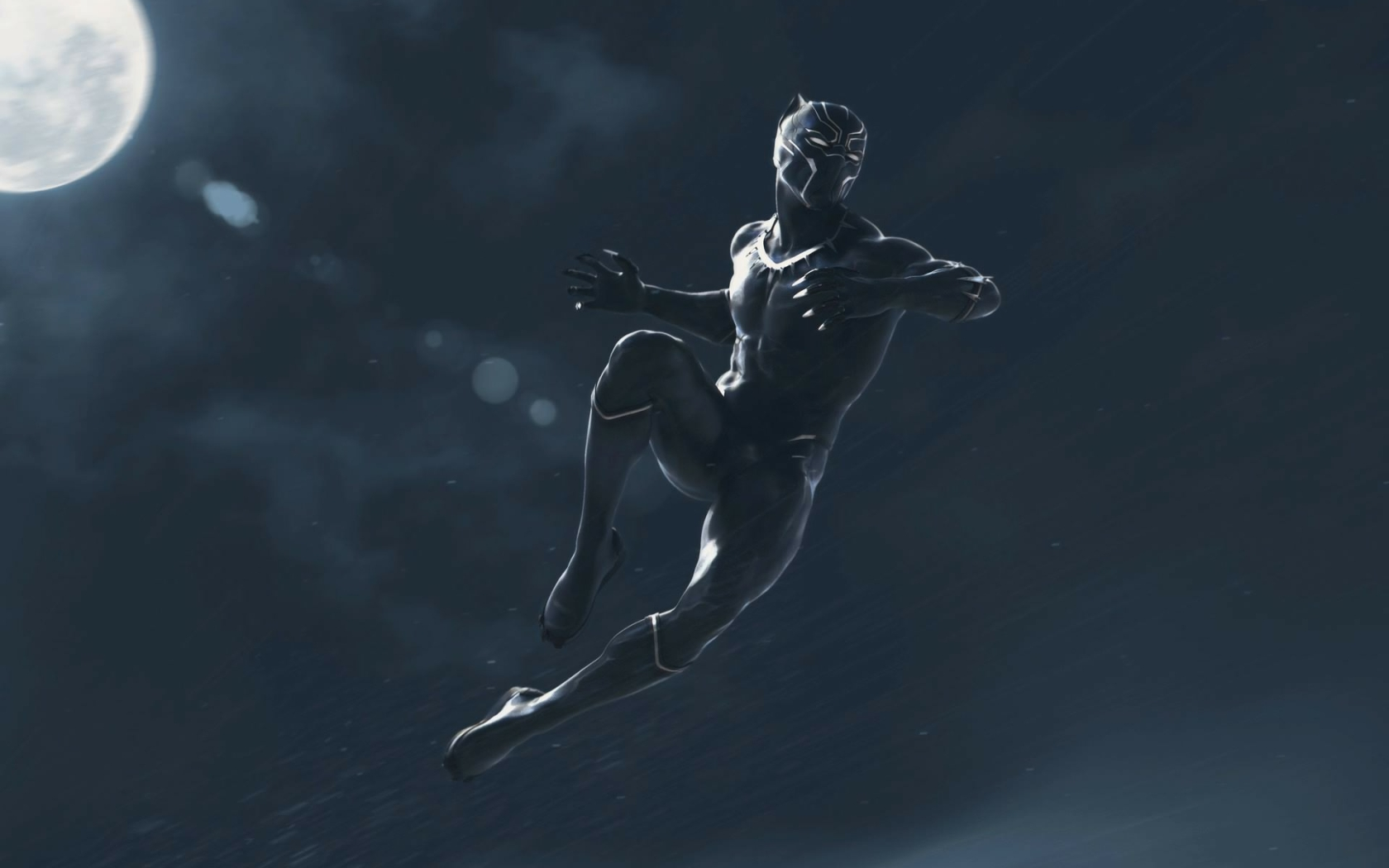 Marvel Black Panther Wallpaper Hd: Black Panther Marvel Movie, Full HD Wallpaper