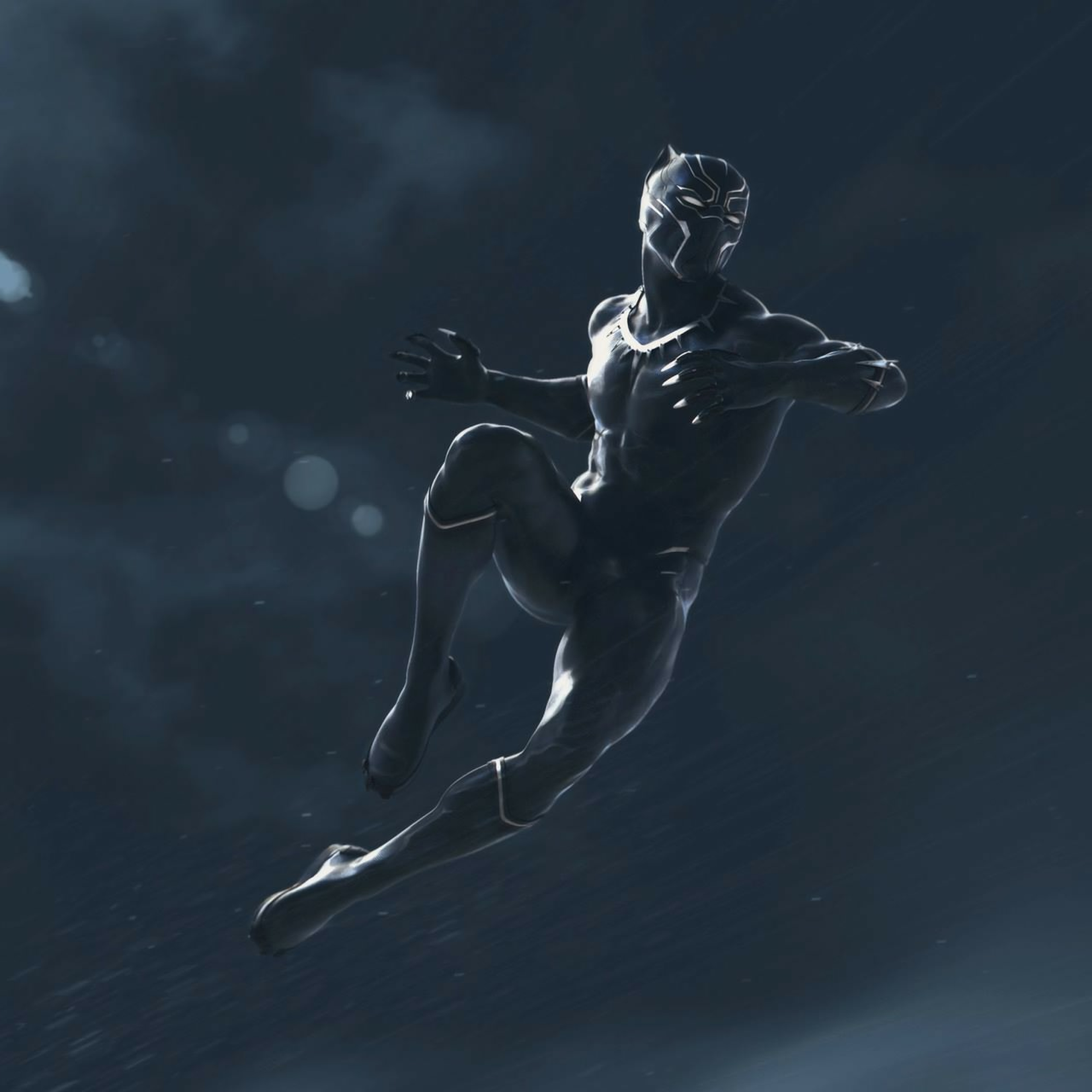 Black Panther Marvel Movie, Full HD Wallpaper