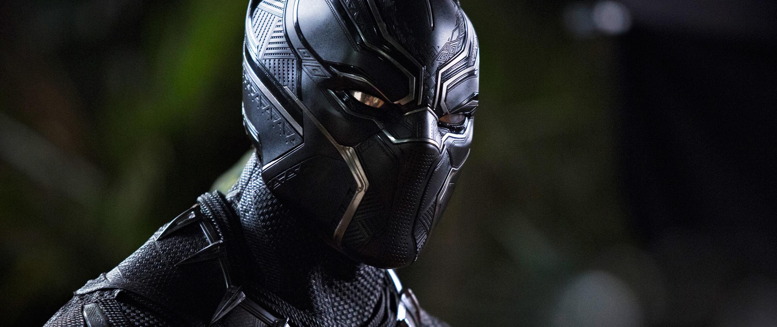black panther movie, full hd 2k wallpaper