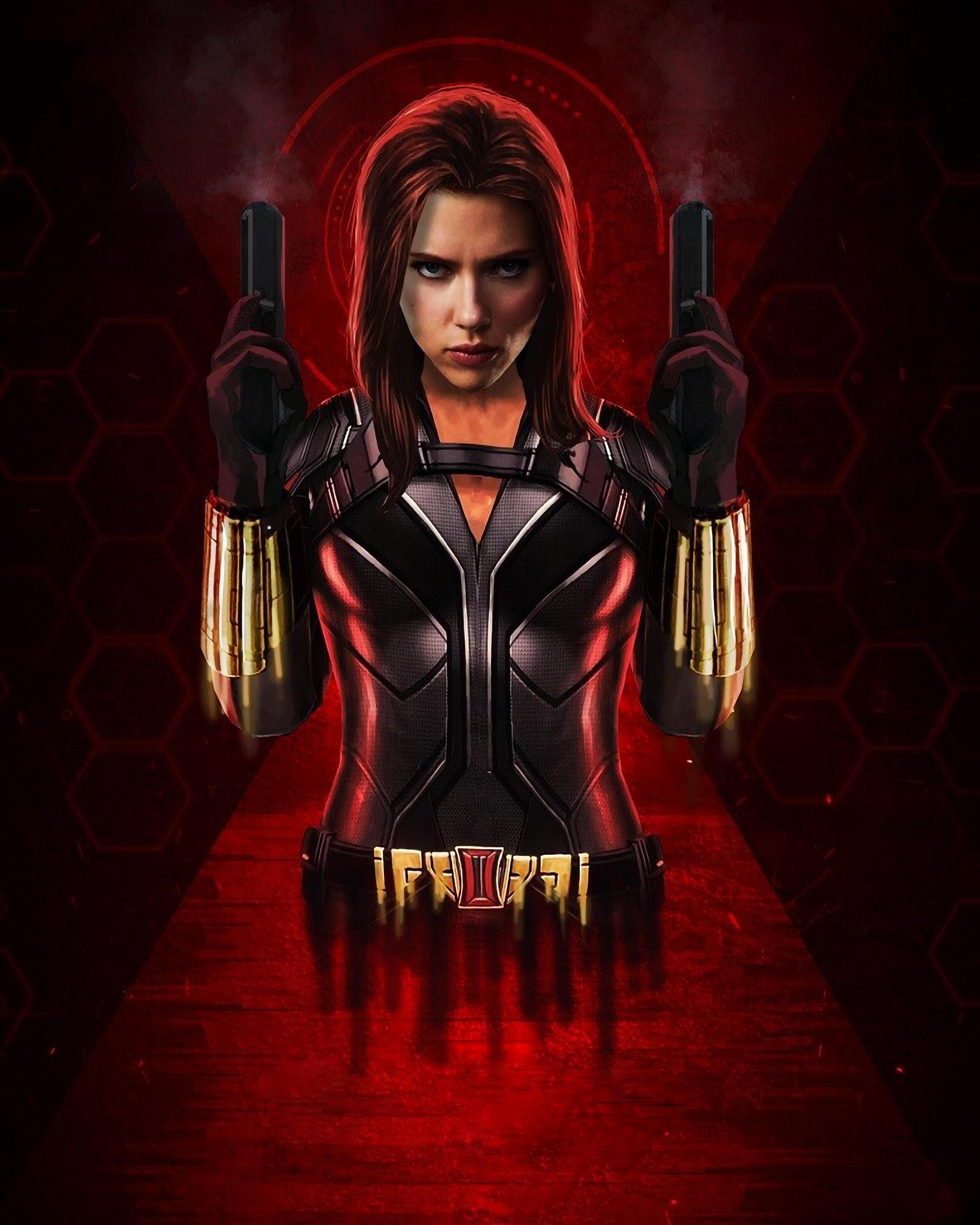 Black Widow 2020 Art Wallpaper, HD Movies 4K Wallpapers ...