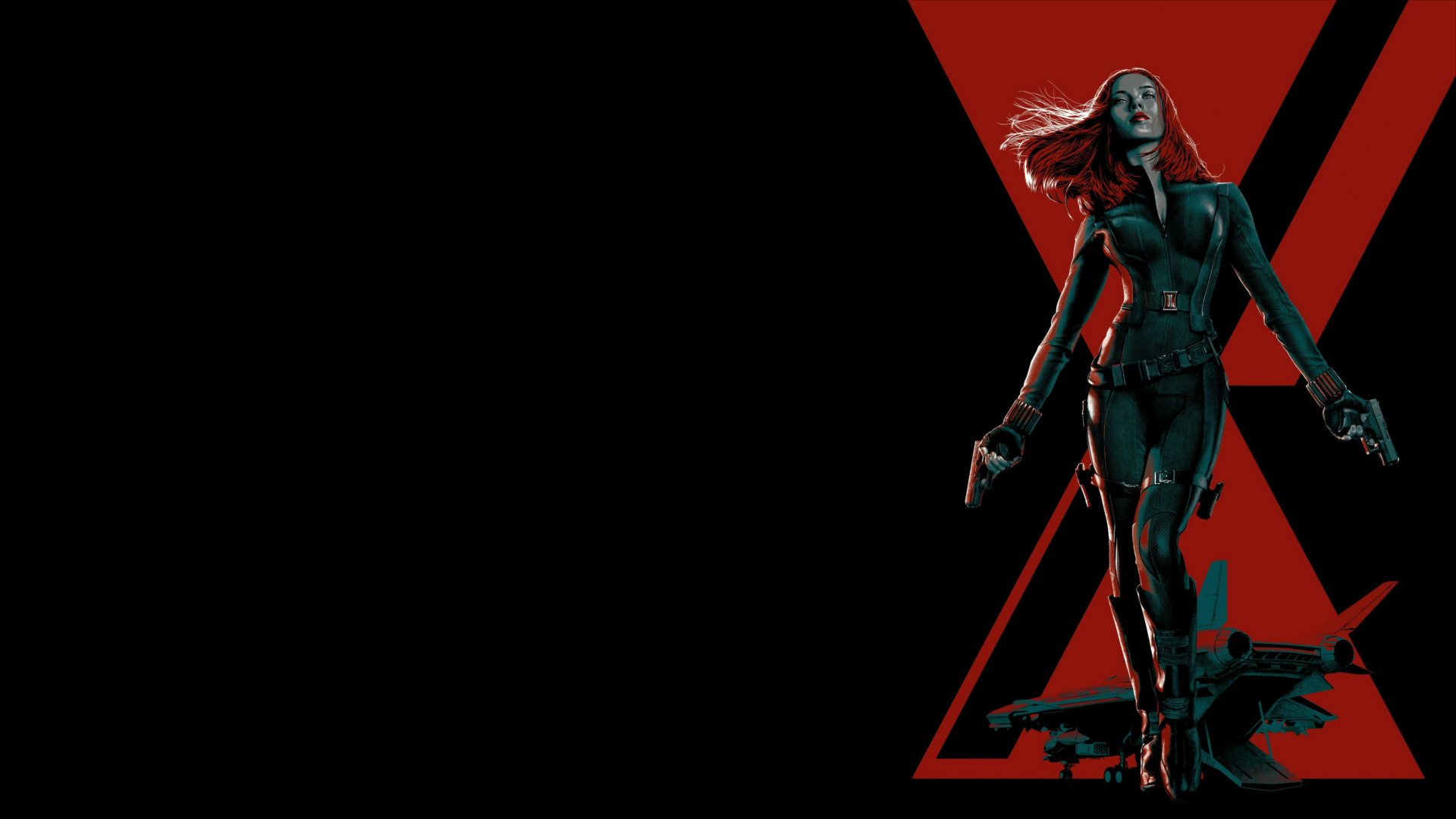 Black Widow Fan Art Wallpaper Hd Superheroes 4k Wallpapers
