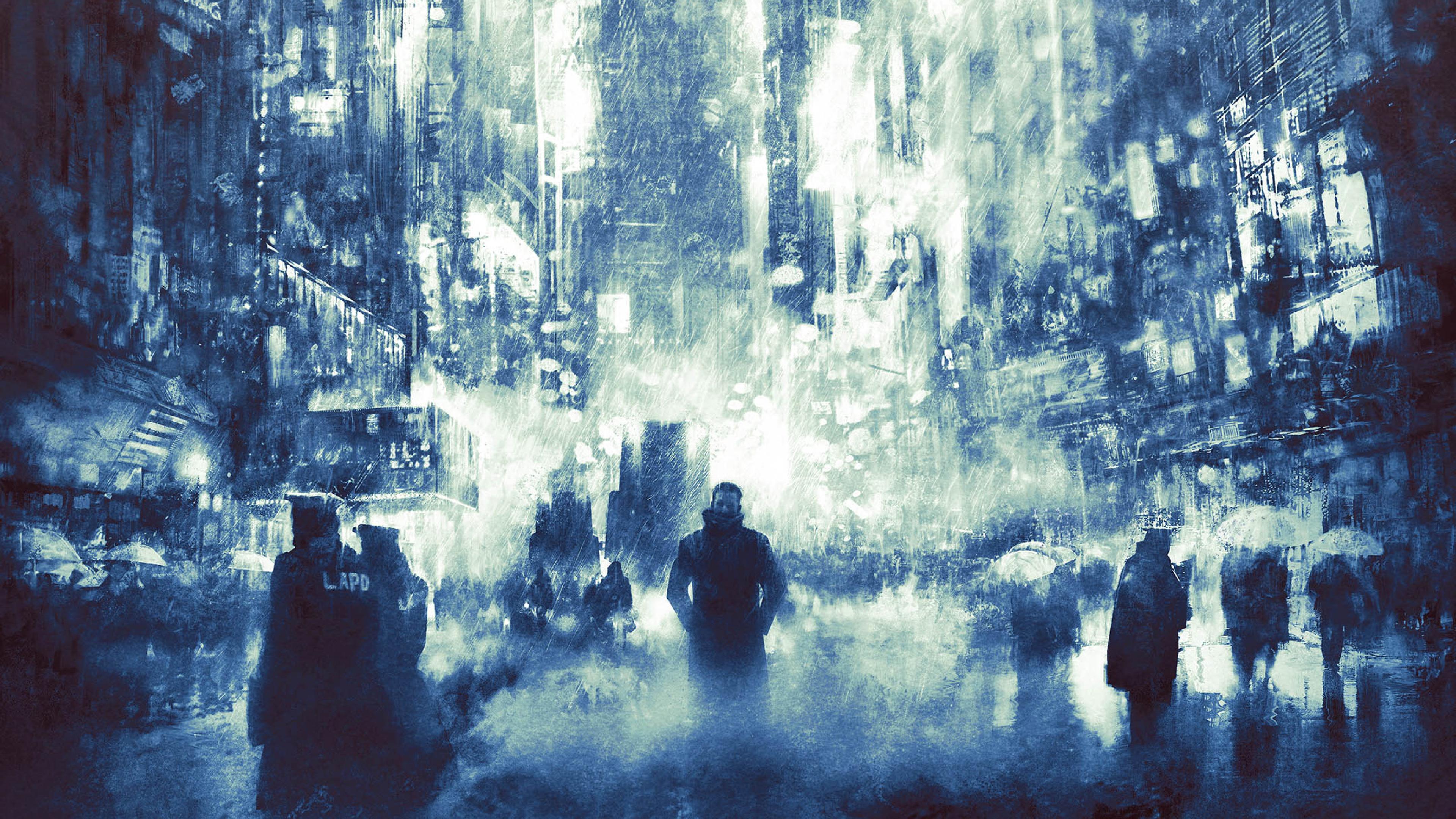 Blade Runner 2049 Art, Full HD 2K Wallpaper