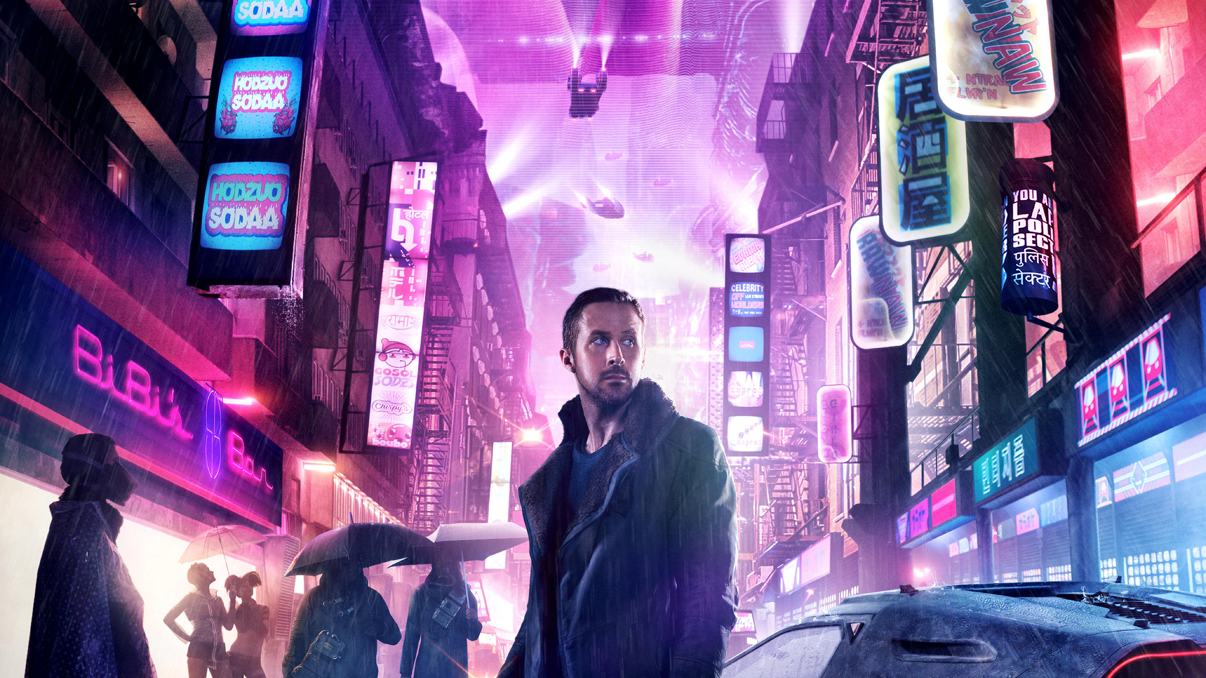 3840x2160 Blade Runner 2049 Movie 4K Wallpaper, HD Movies ...