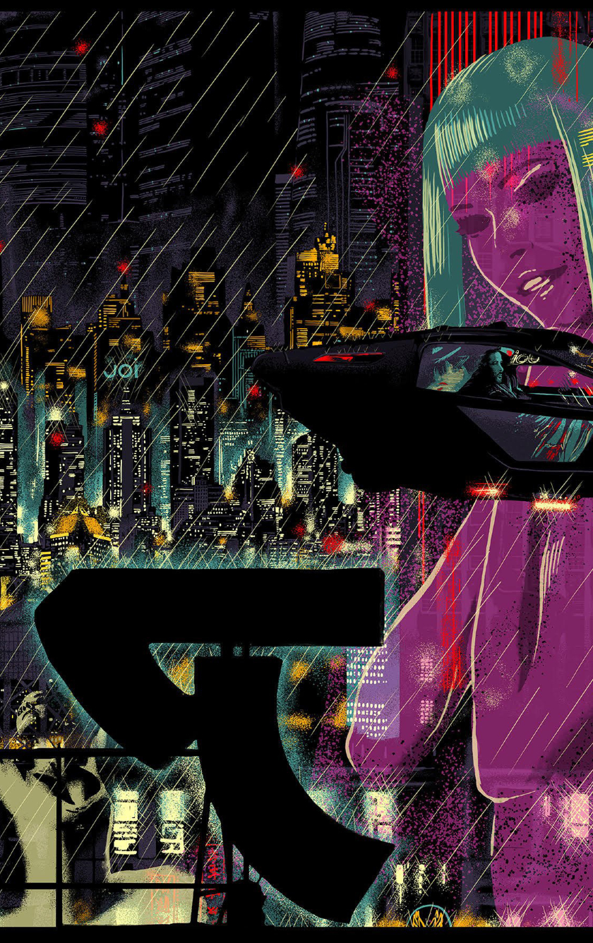 Blade Runner Hd 4k Wallpaper