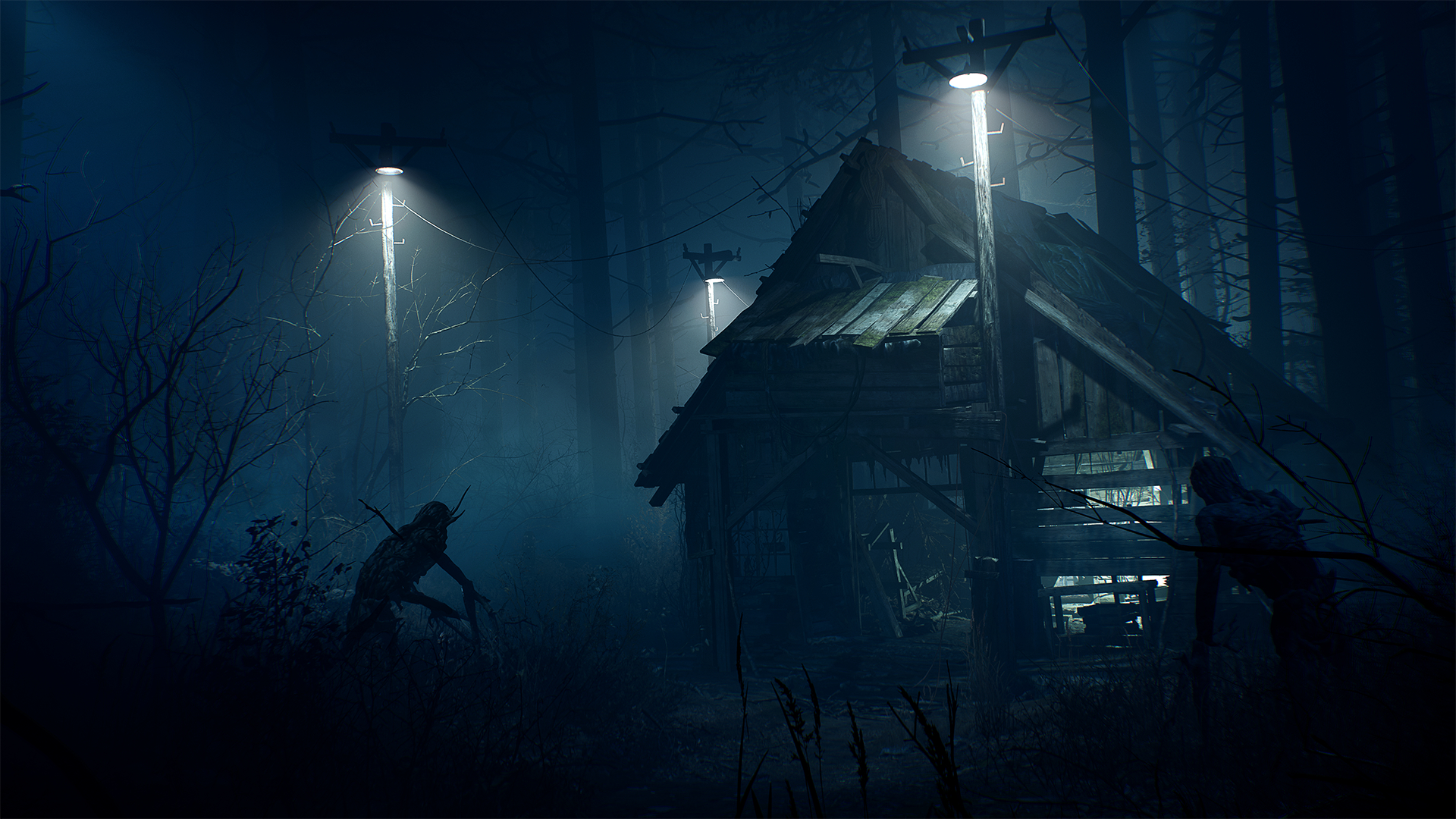 Blair Witch 2019 Game Wallpaper Hd Games 4k Wallpapers