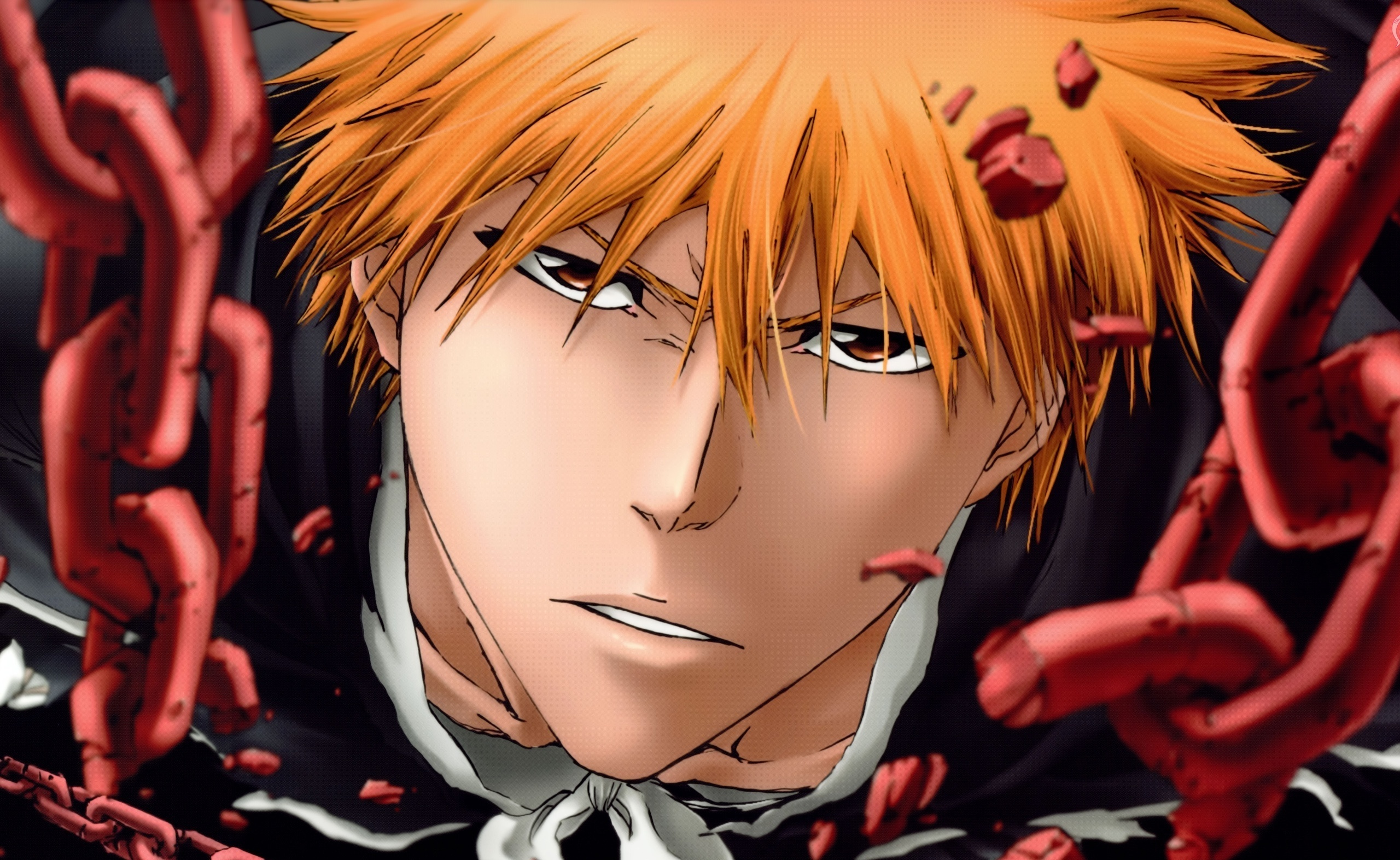 bleach, art, kurosaki ichigo Wallpaper, HD Anime 4K ...