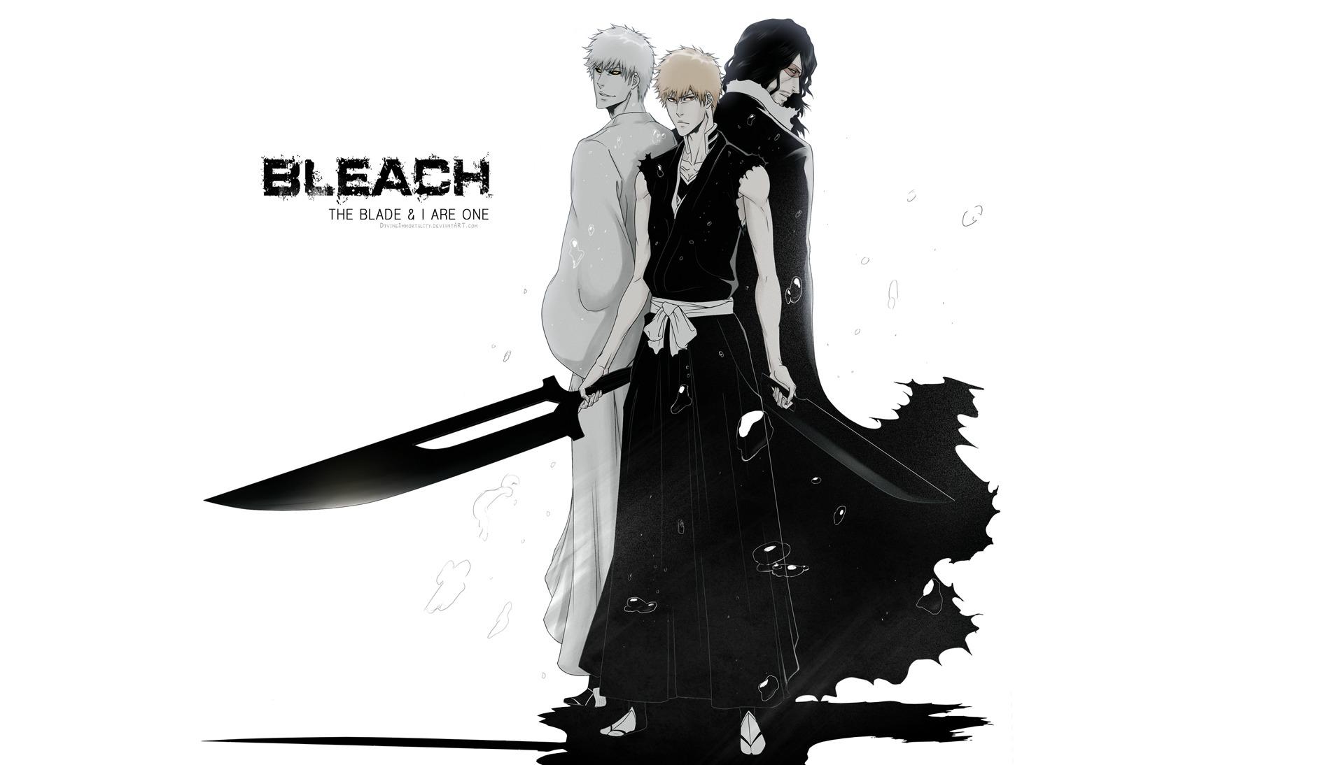 bleach, kurosaki ichigo, empty Wallpaper, HD Anime 4K ...