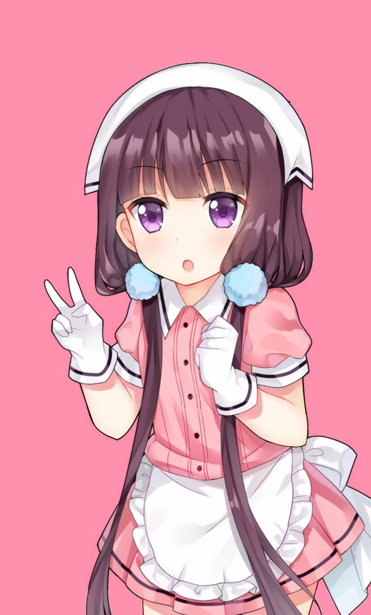 Download Blend S Anime 2560x1080 Resolution Full HD Wallpaper