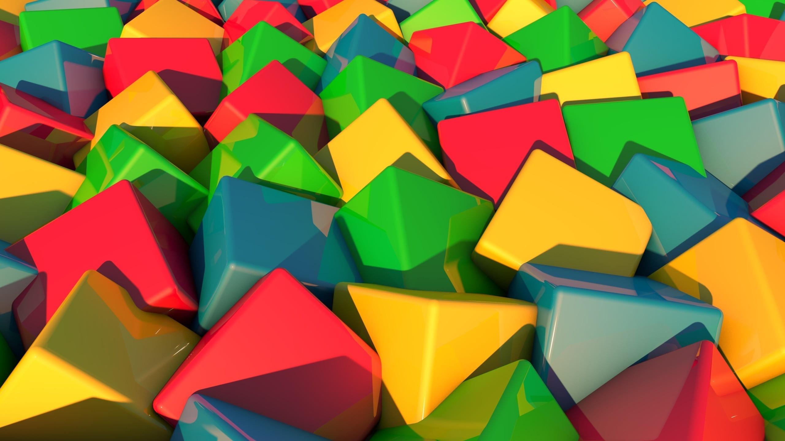 2560x1080 Blocks Many Color 2560x1080 Resolution Wallpaper Hd