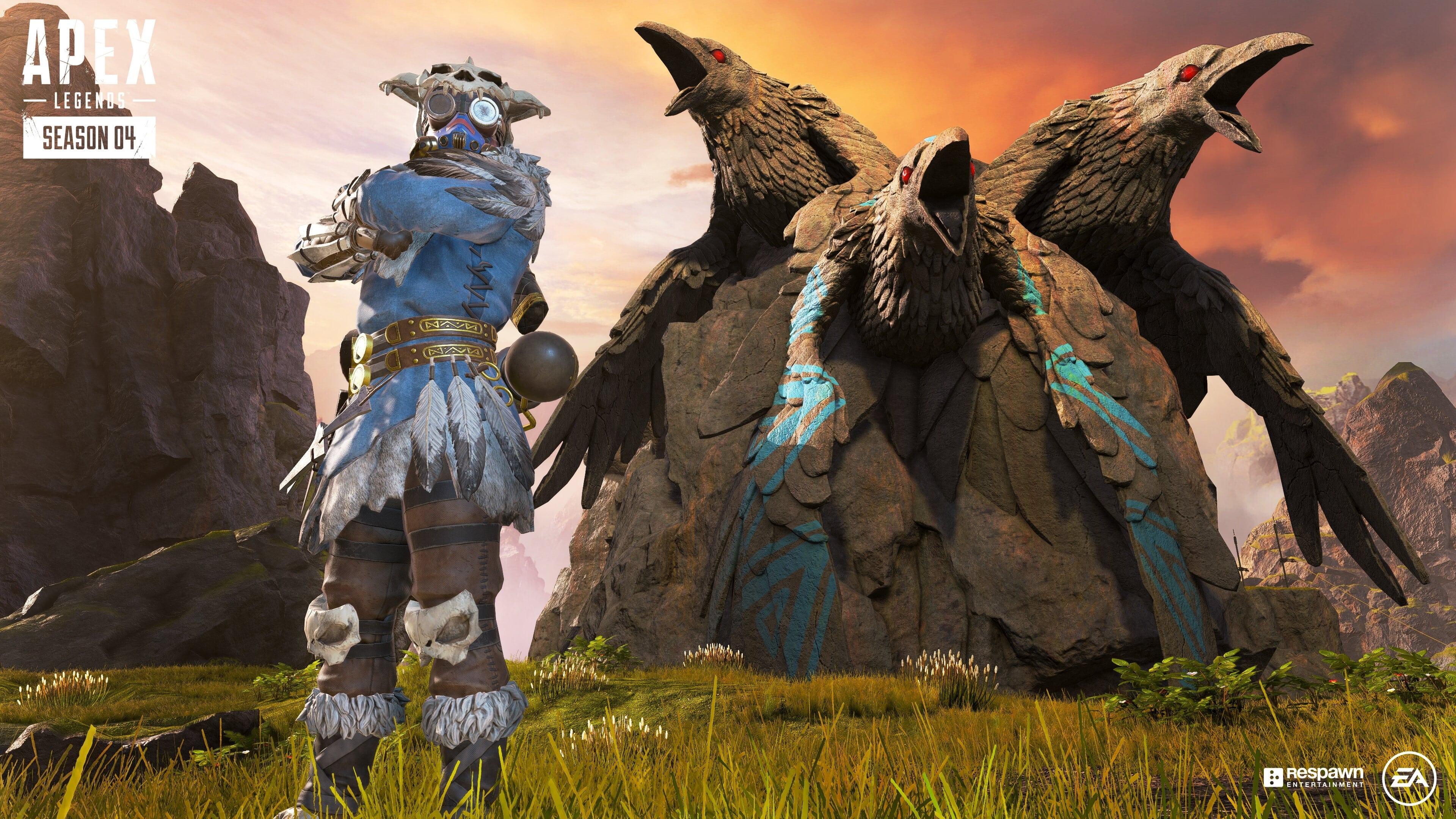 Bloodhound 4K Apex Legends Wallpaper, HD Games 4K ...
