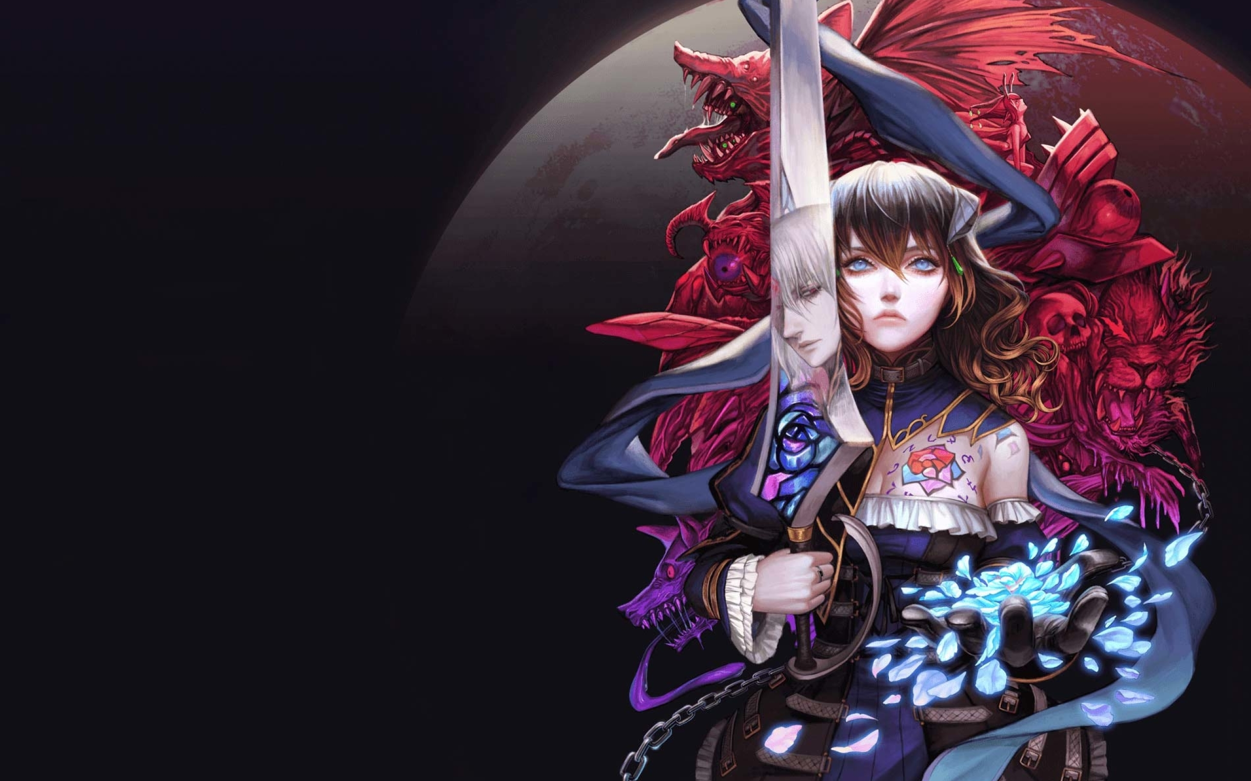 2560x1600 Bloodstained Ritual of the Night 2560x1600 ...