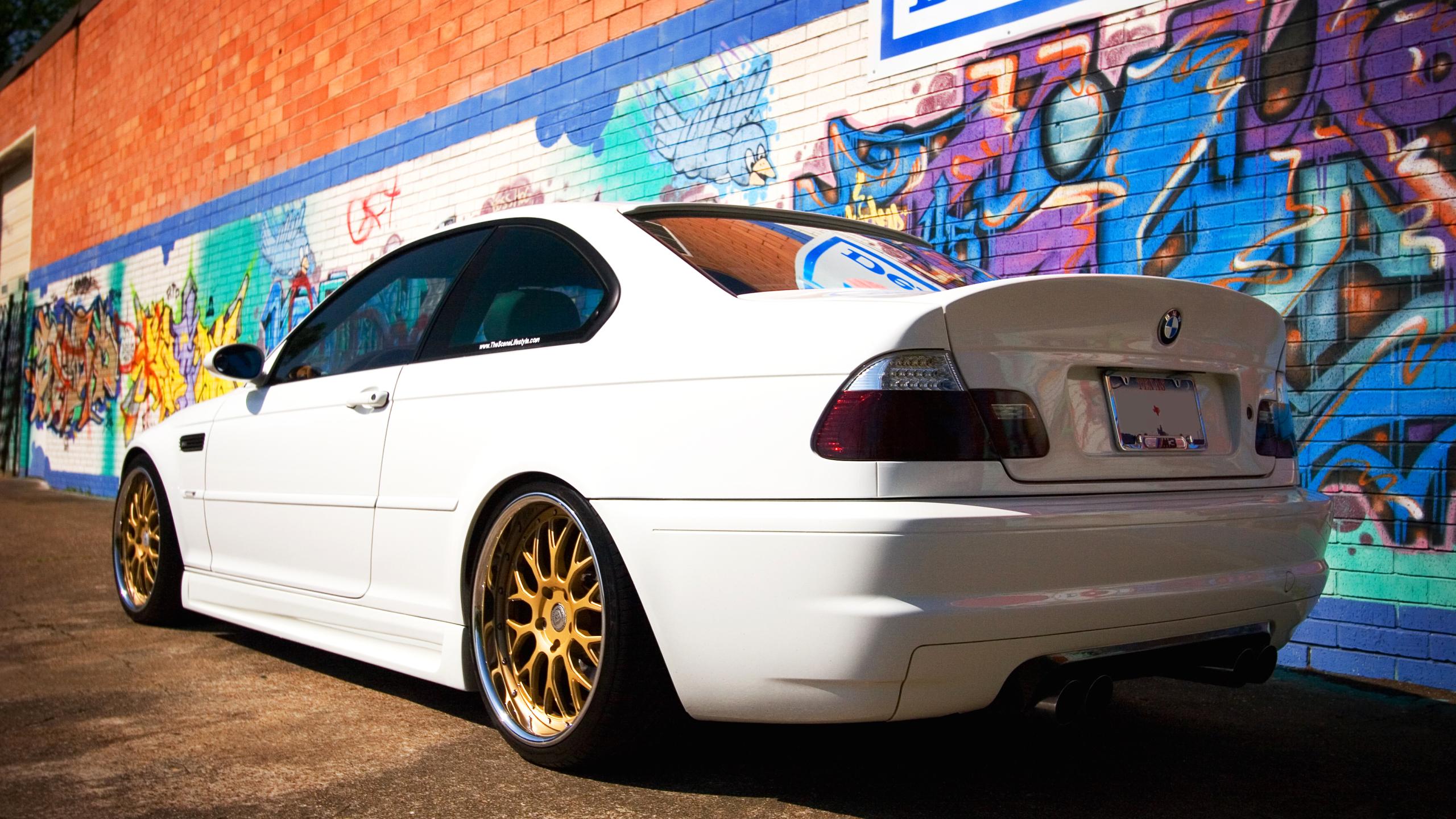 2560x1440 bmw, m3, e46 1440P Resolution Wallpaper, HD Cars ...