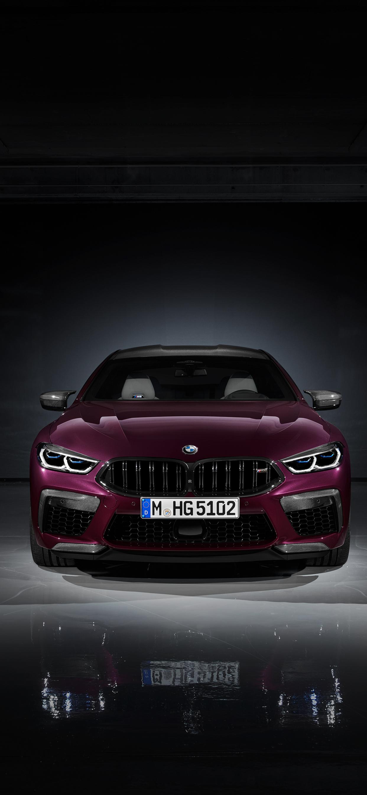 BMW M8 Iphone XS MAX Wallpaper