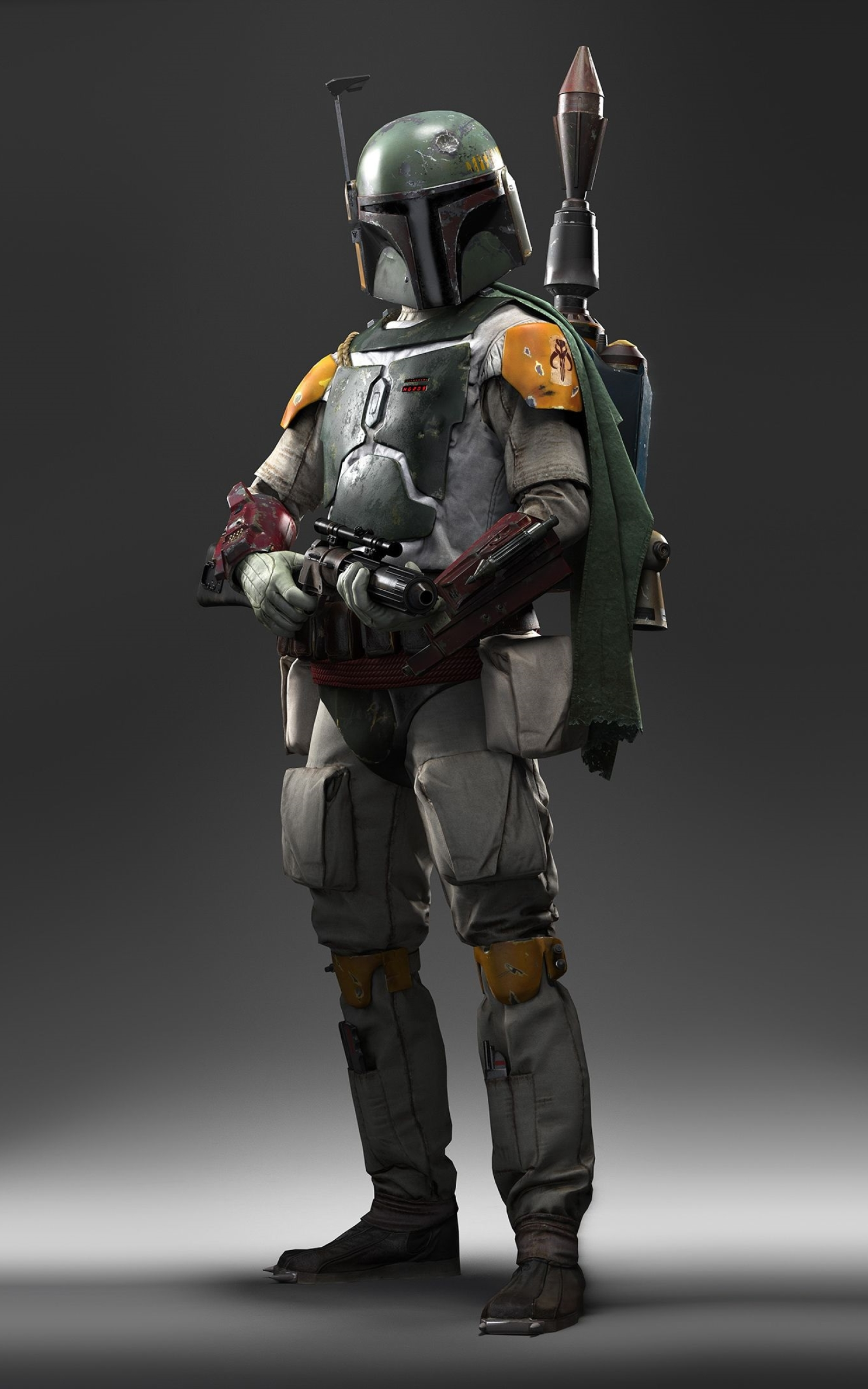 1600x2560 Boba Fett Star Wars 1600x2560 Resolution Wallpaper Hd Movies 4k Wallpapers Images Photos And Background