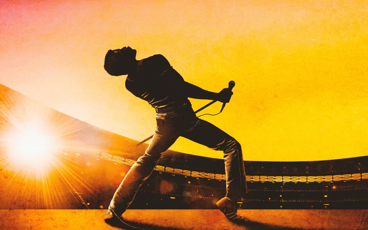 Fandownloadimage: Bohemian Rhapsody 2018 Movie Fan Poster, HD 4K Wallpaper