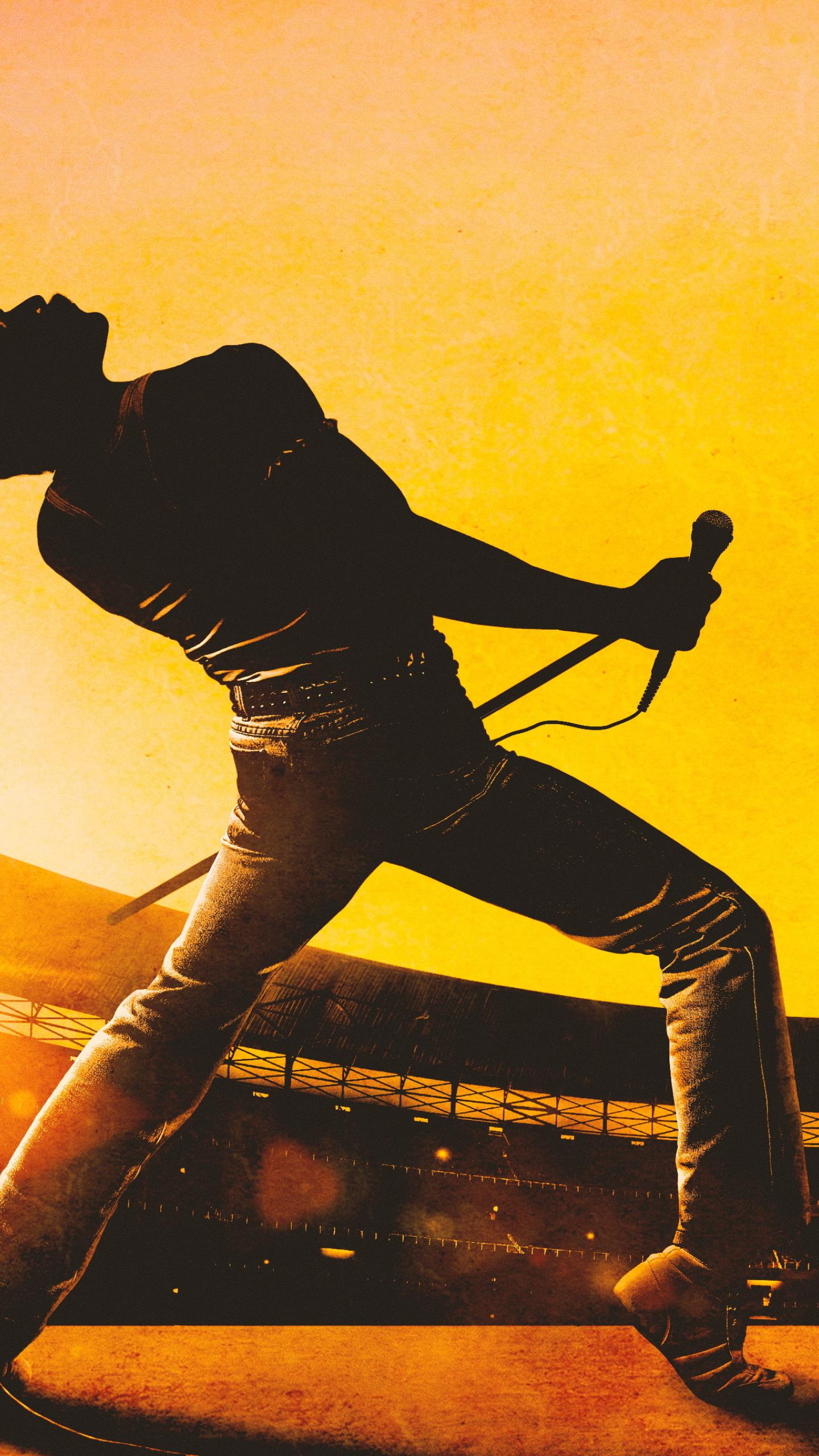 Bohemian Rhapsody 2018 Movie Fan Poster, HD 4K Wallpaper
