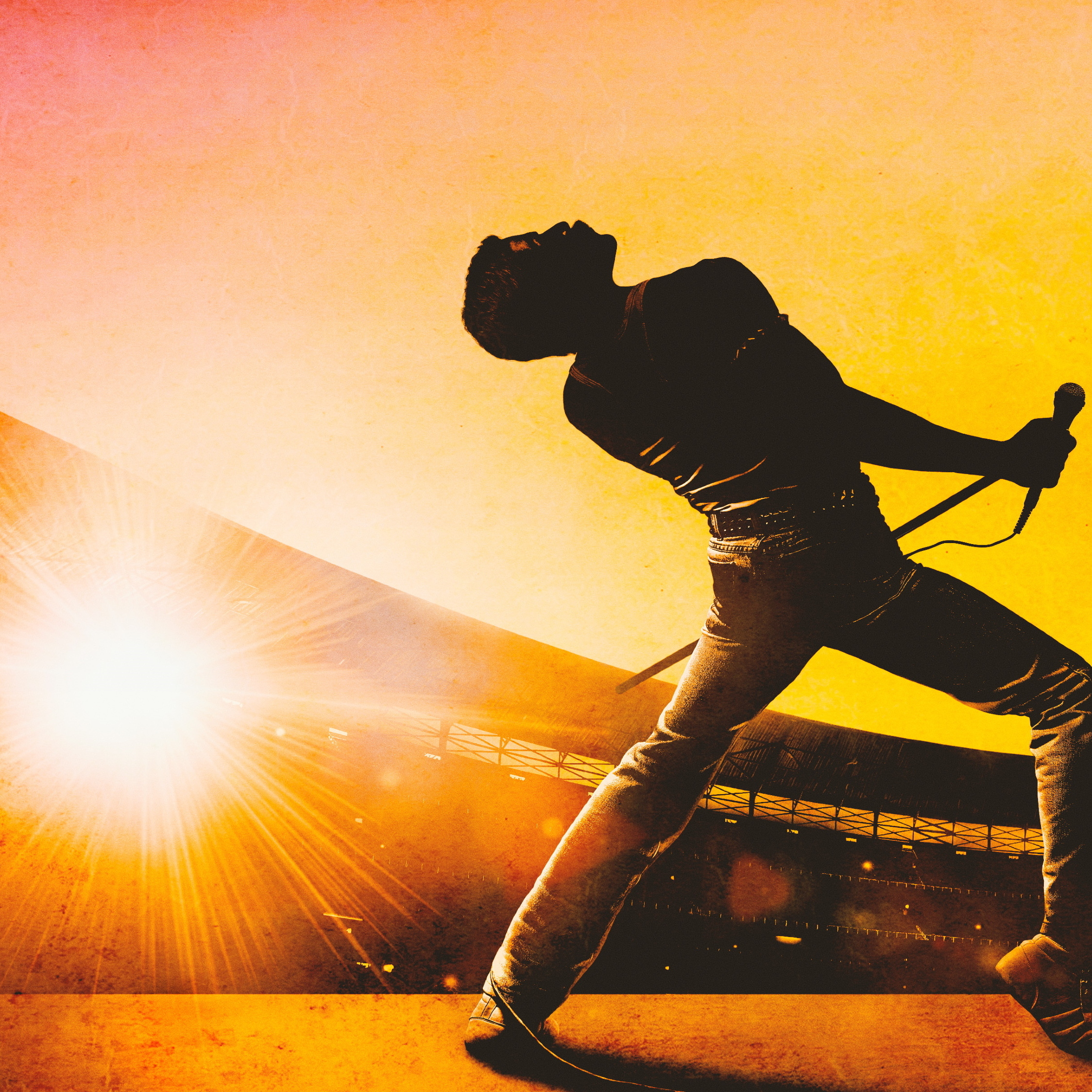 Download Bohemian Rhapsody 2018 Movie Fan Poster 240x320