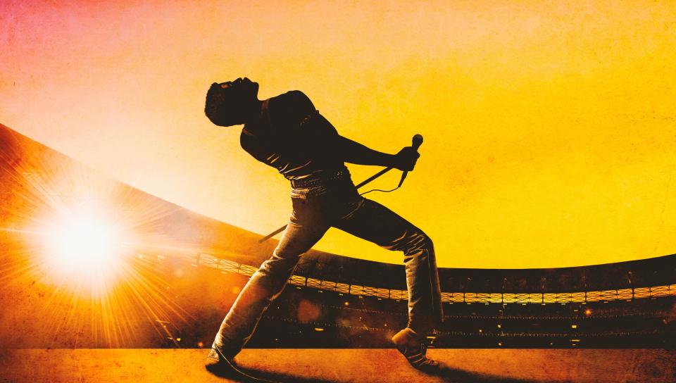 Download Bohemian Rhapsody 2018 Movie Fan Poster 240x320 ...
