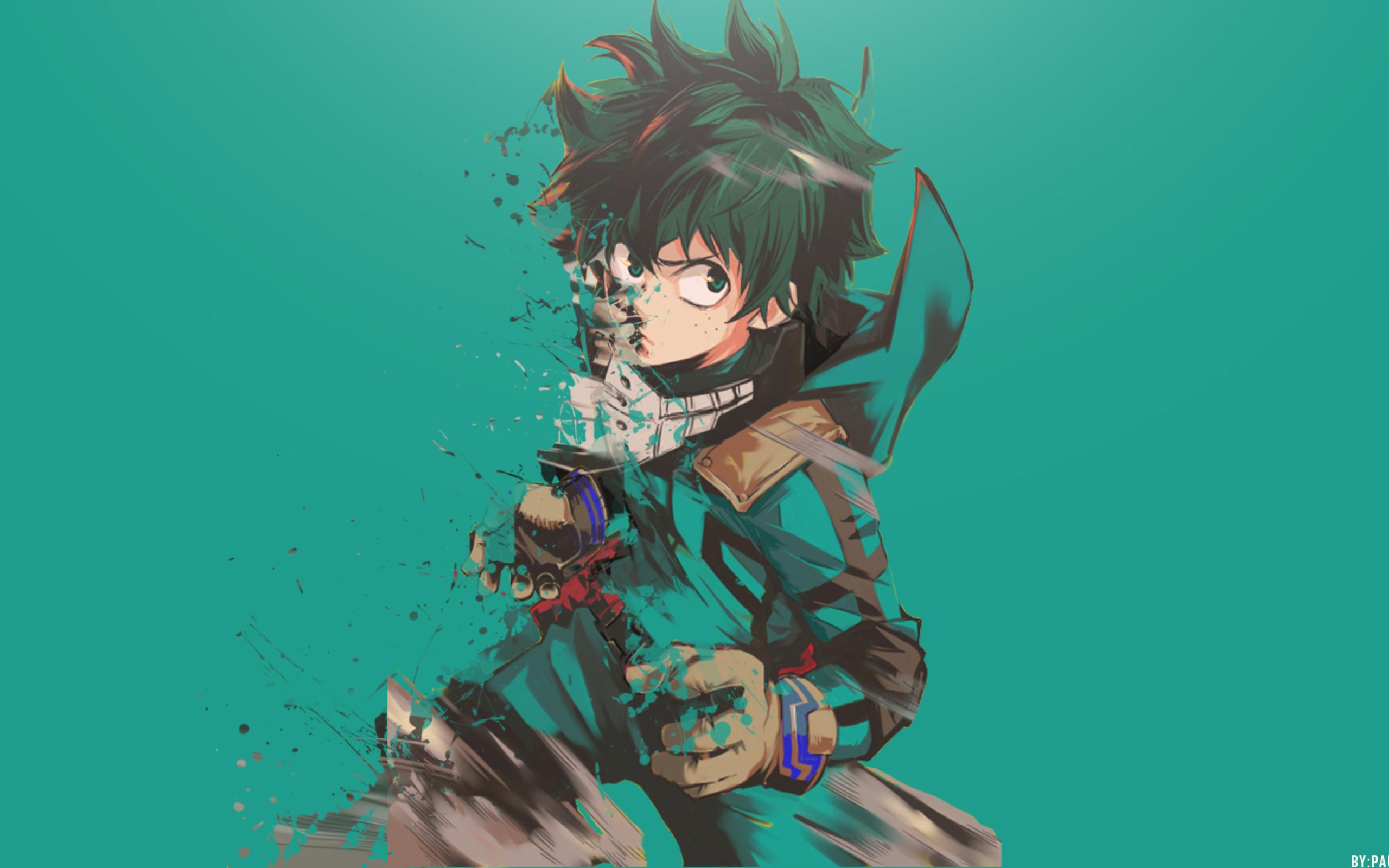 Boku No Hero Academia Midoriya Izuku Art, Full HD Wallpaper