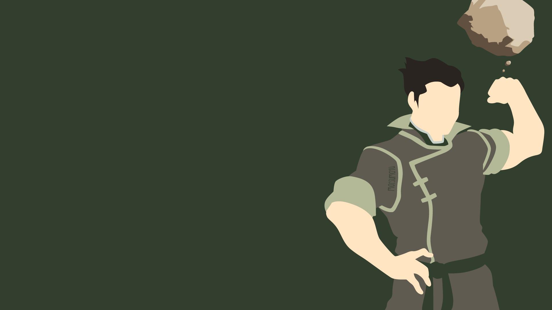 Bolin The Legend Of Korra Wallpaper Hd Anime 4k Wallpapers