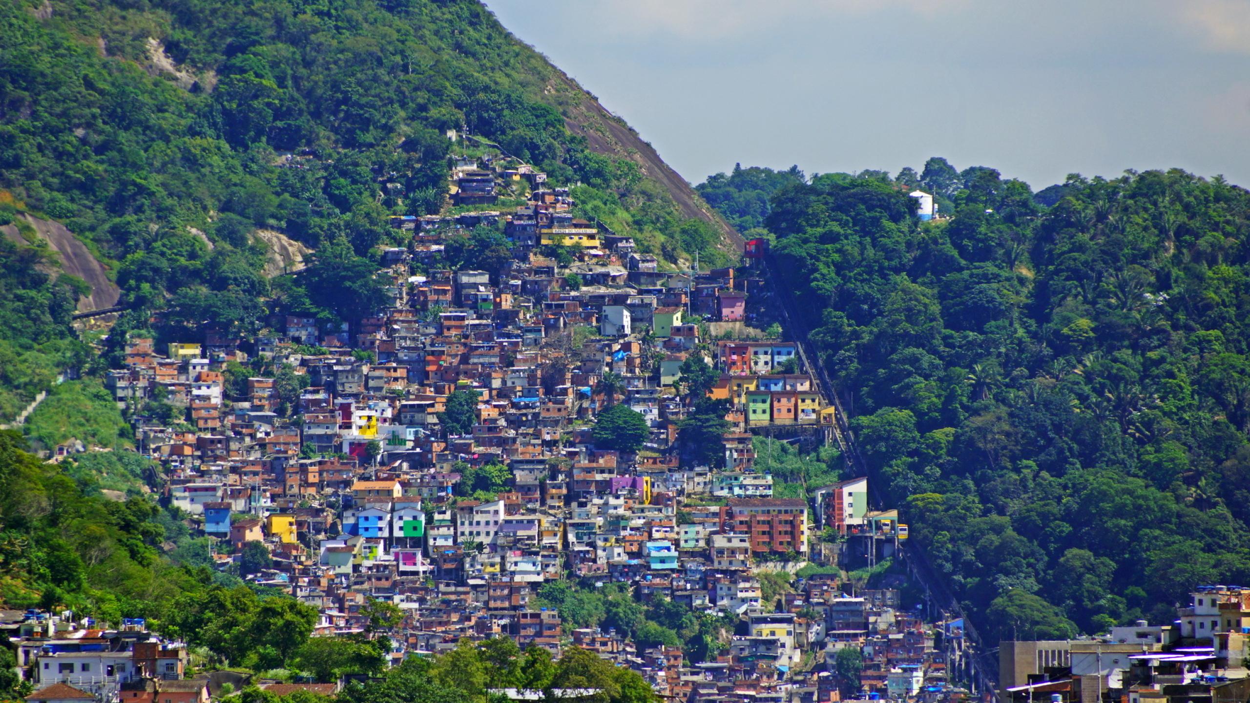 2560x1440 Brazil Rio De Janeiro Houses 1440p Resolution