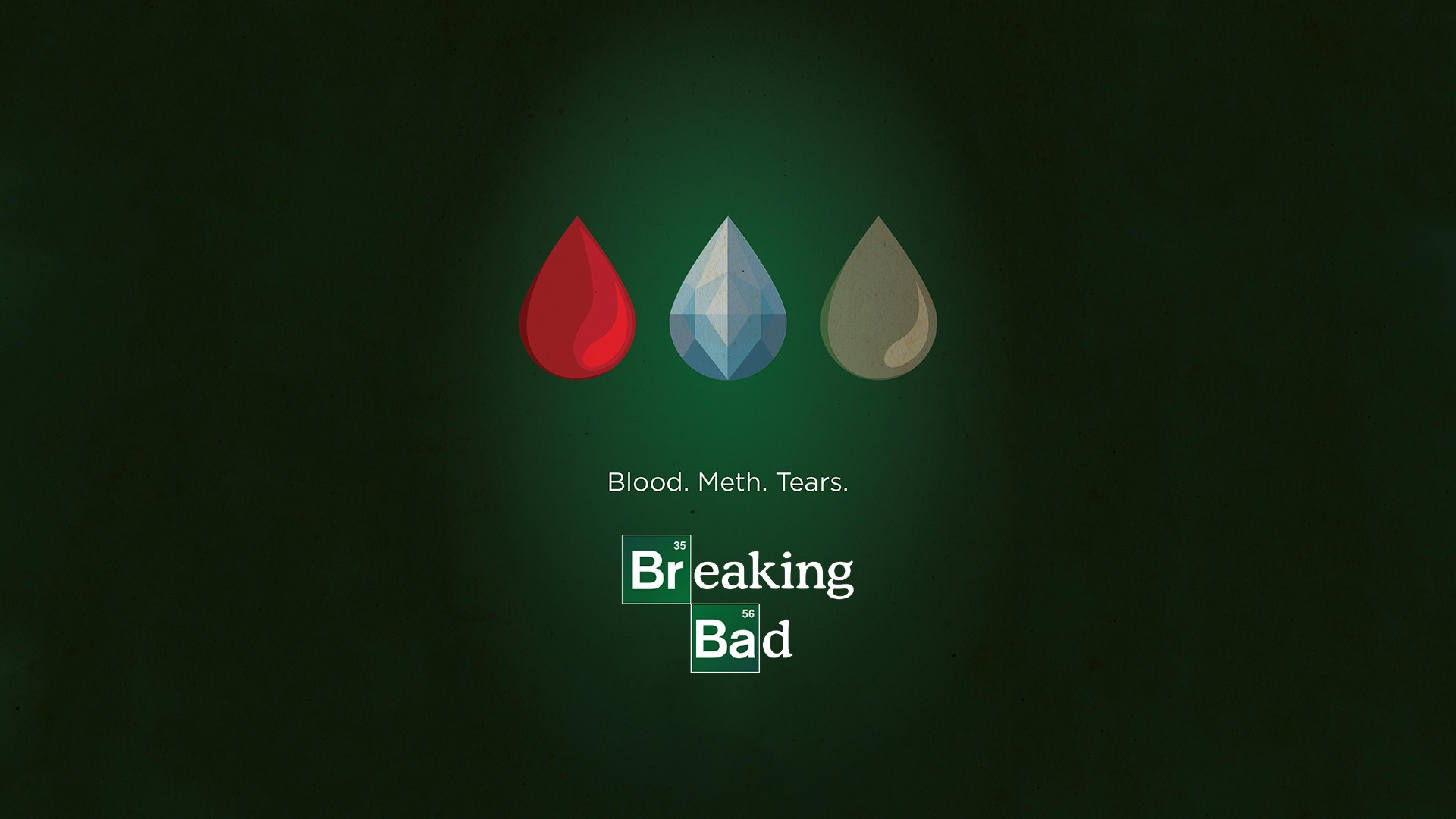 breaking bad blood meth amp tears poster full hd wallpaper
