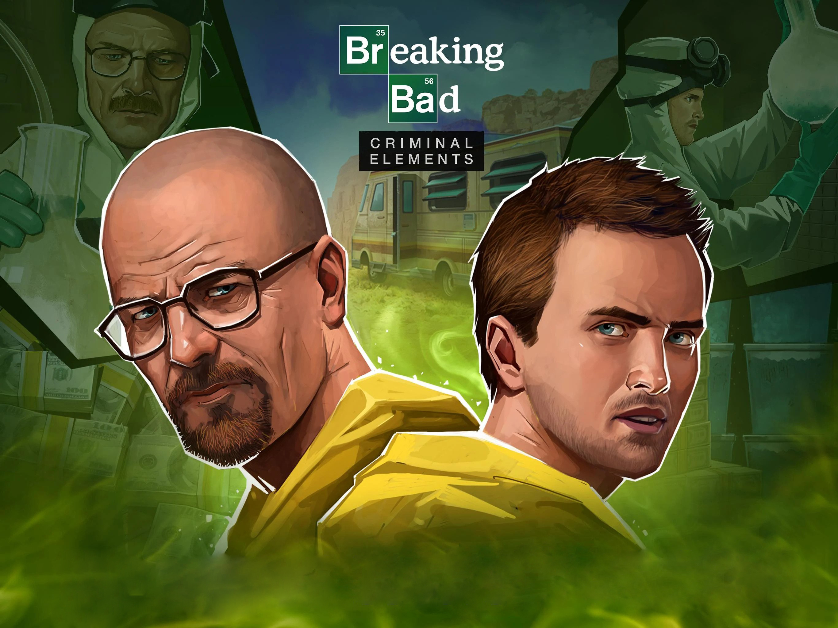 Breaking Bad Criminal Elements Wallpaper Hd Games 4k