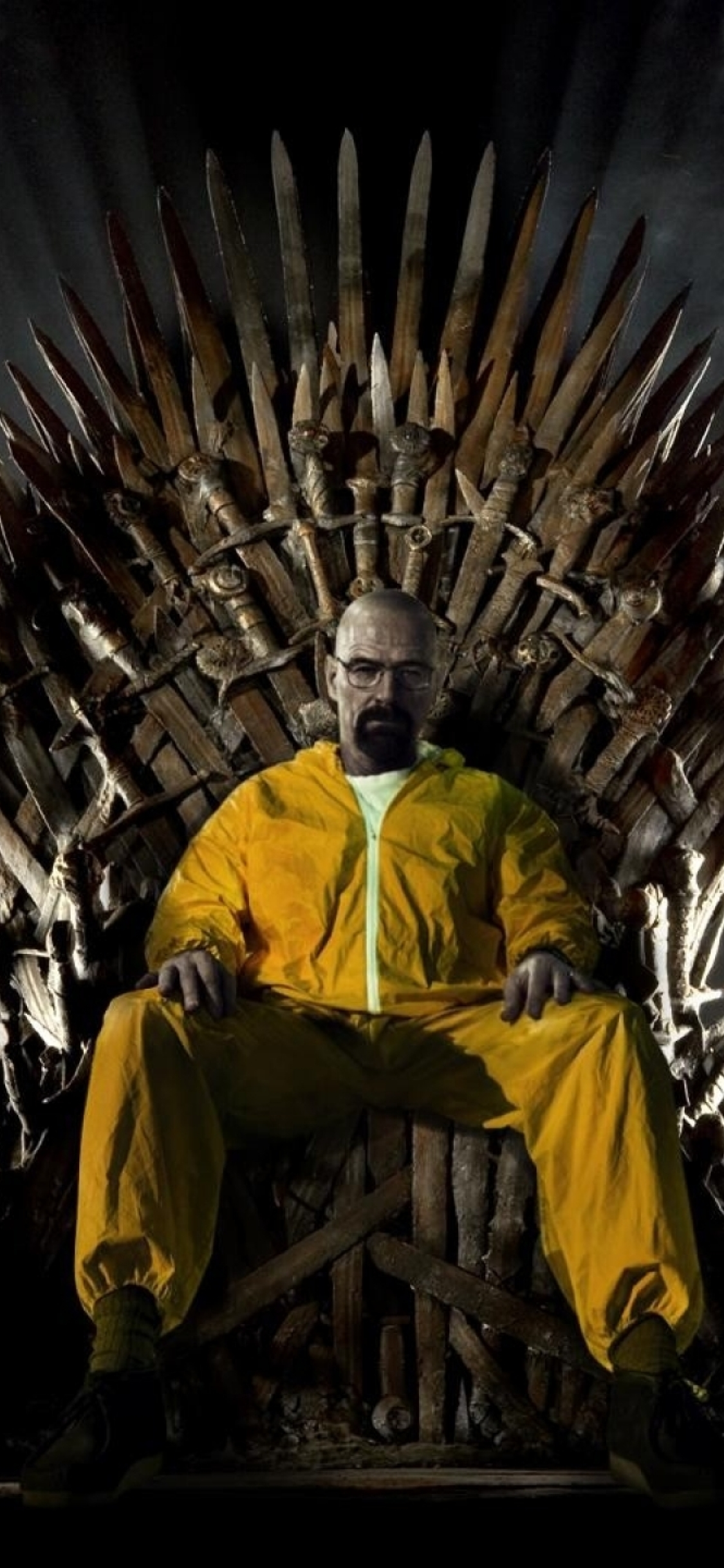 1125x2436 Breaking Bad Game Of Thrones Wallpapers Iphone Xs