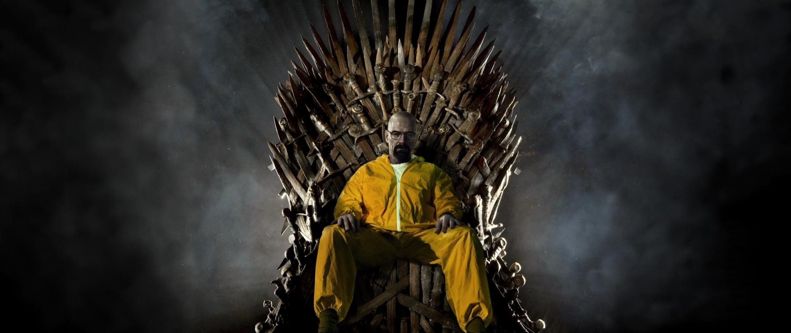 Breaking Bad Game Of Thrones Photoshoot, Full HD 2K Wallpaper