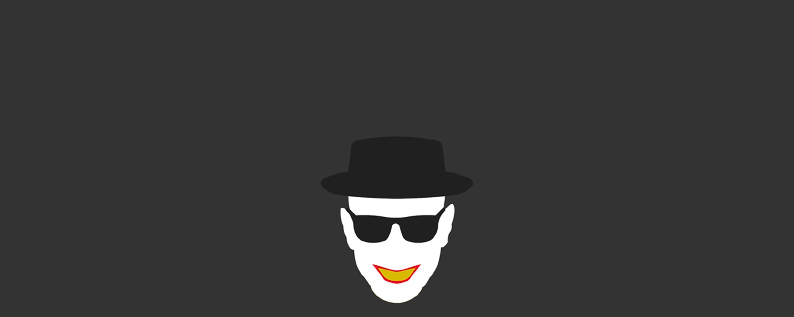 Breaking Bad Minimalist Art, Full HD Wallpaper