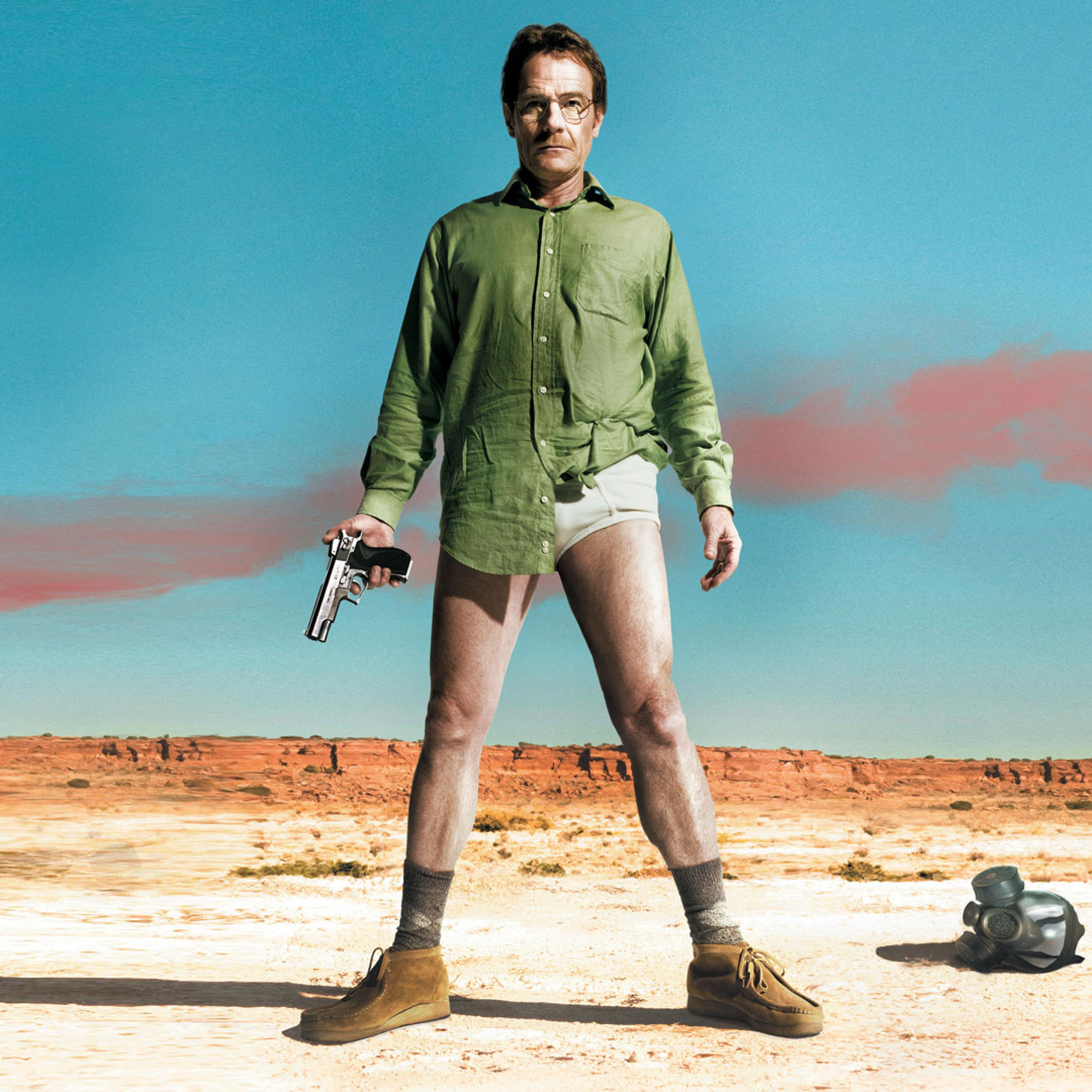 Breaking Bad, Series, Walter, Full HD Wallpaper