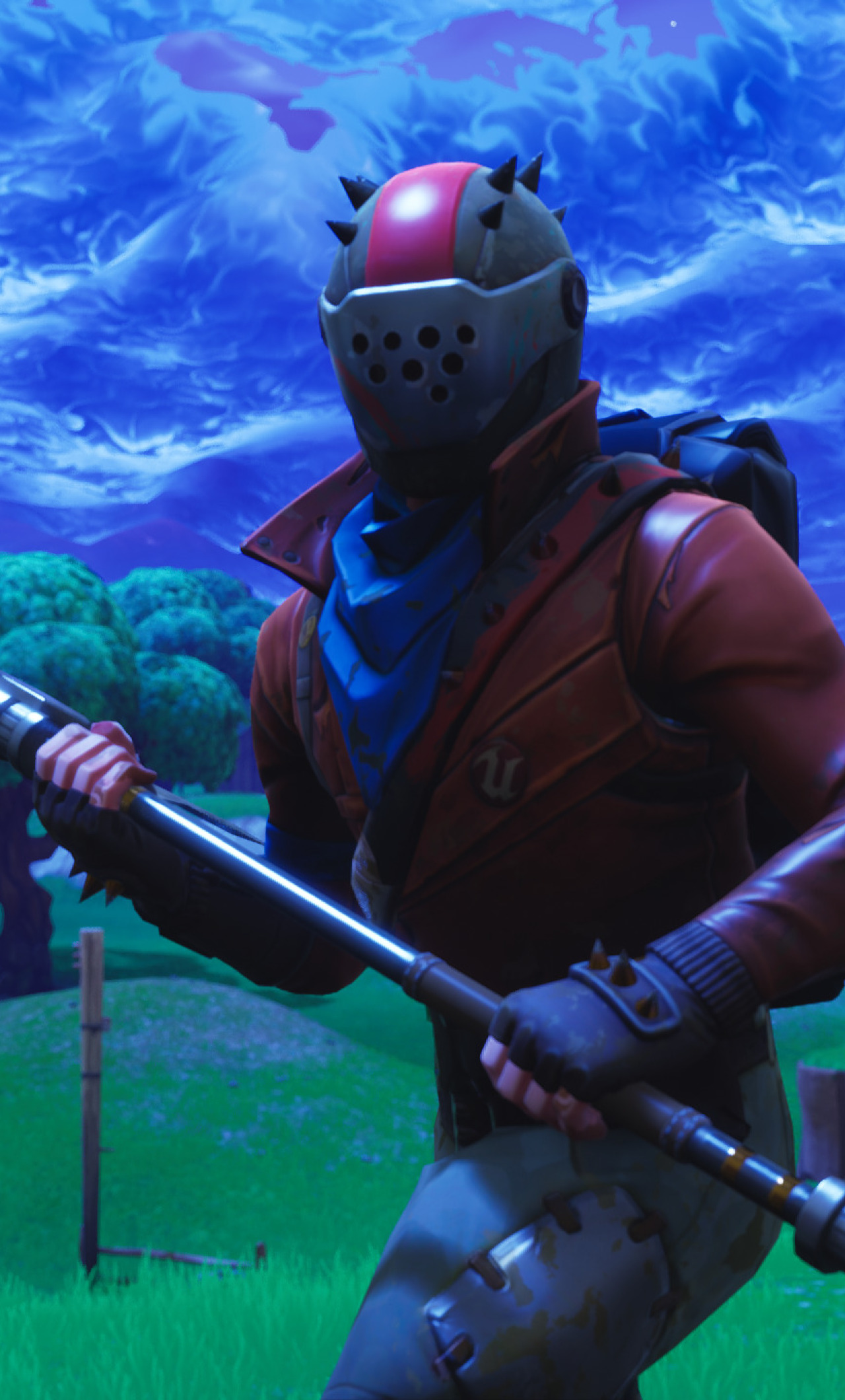 Brentacious In Fortnite Battle Royale, HD 4K Wallpaper