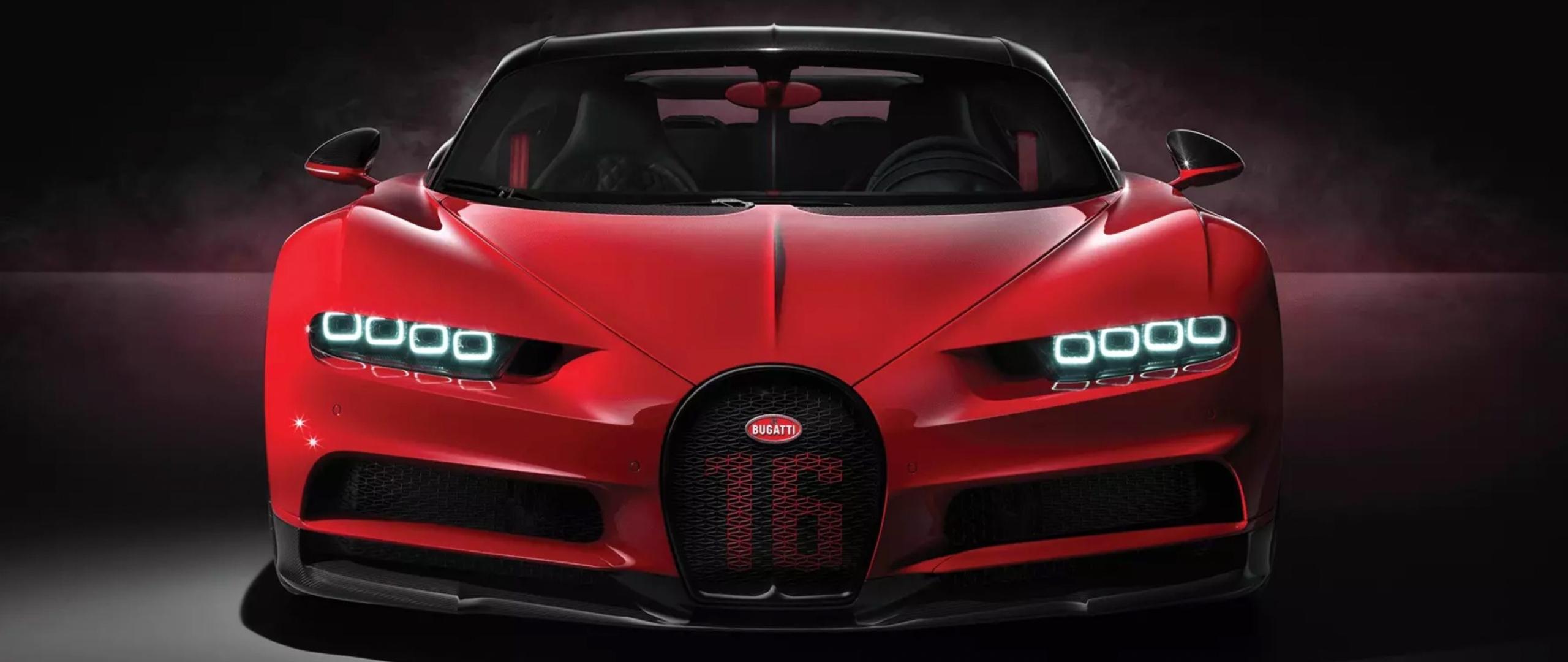 2560x1080 Bugatti Chiron and Chiron Sport 2560x1080 ...