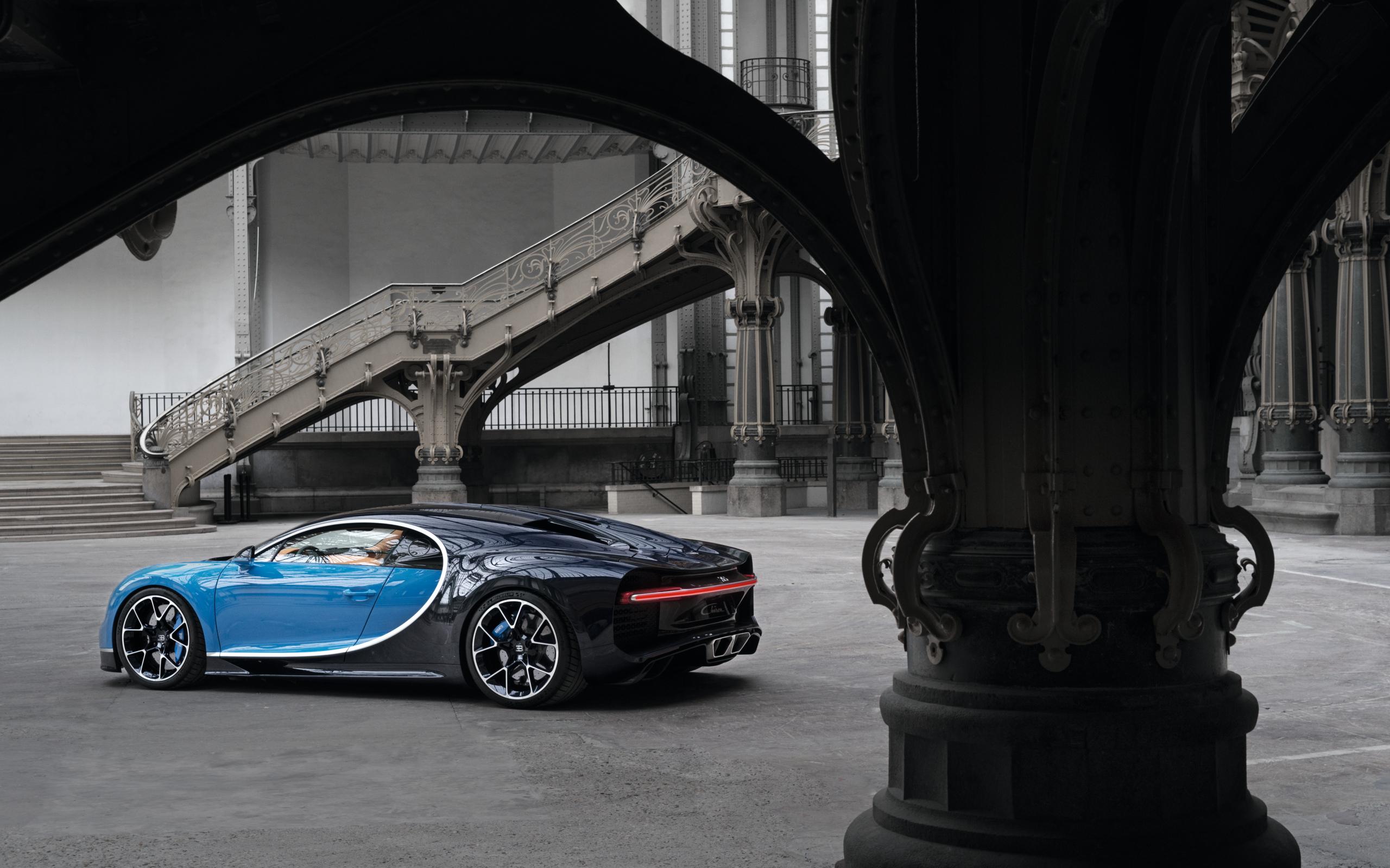 Download Bugatti Chiron Side View 1920x1080 Resolution Hd