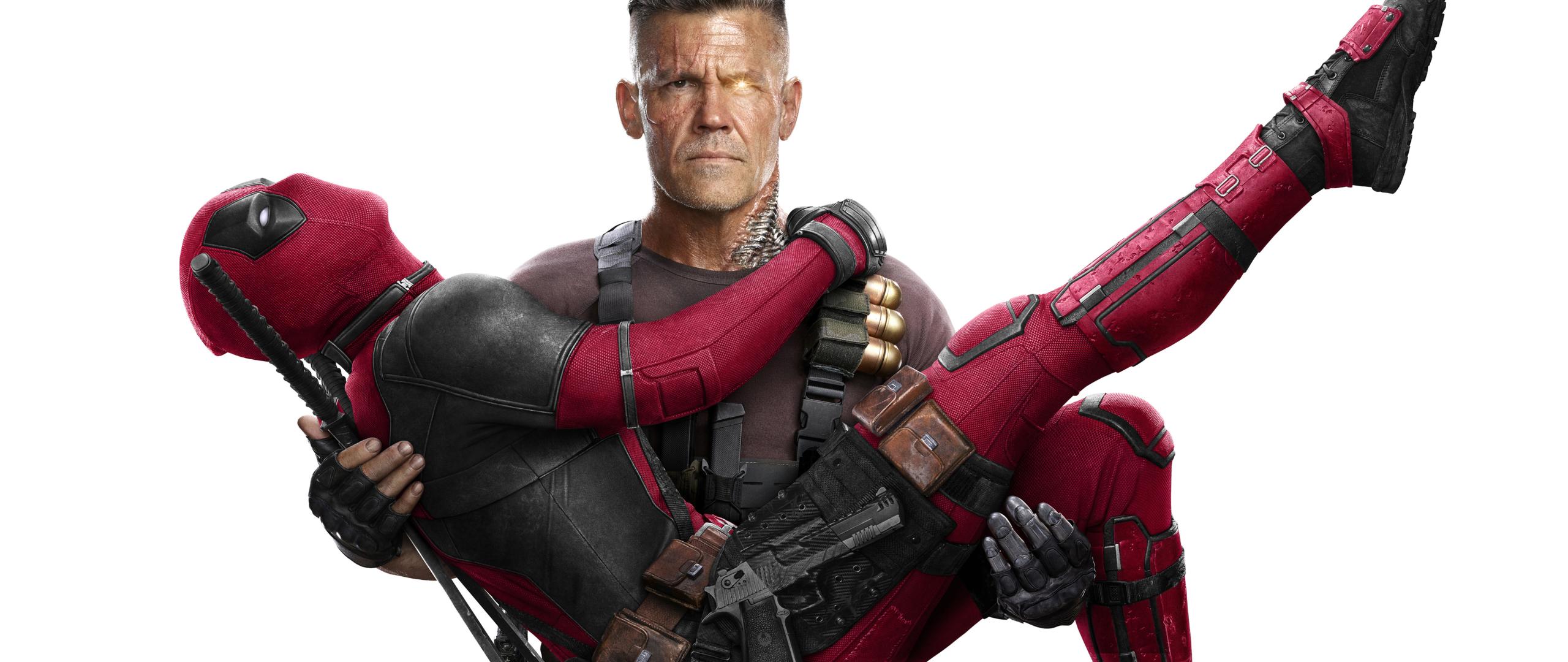 Deadpool 2 Poster 2560x1080